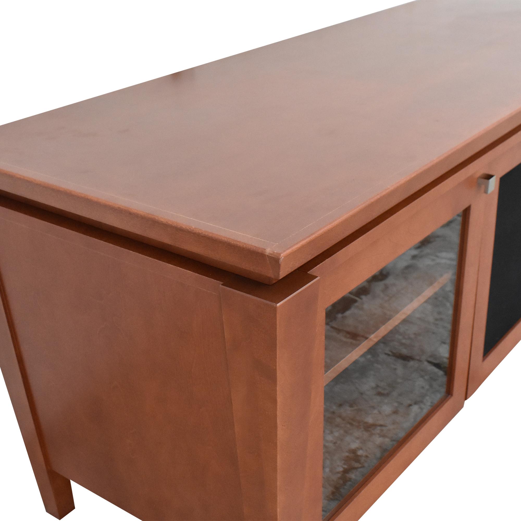 JSP Furniture Mozart Media Console sale