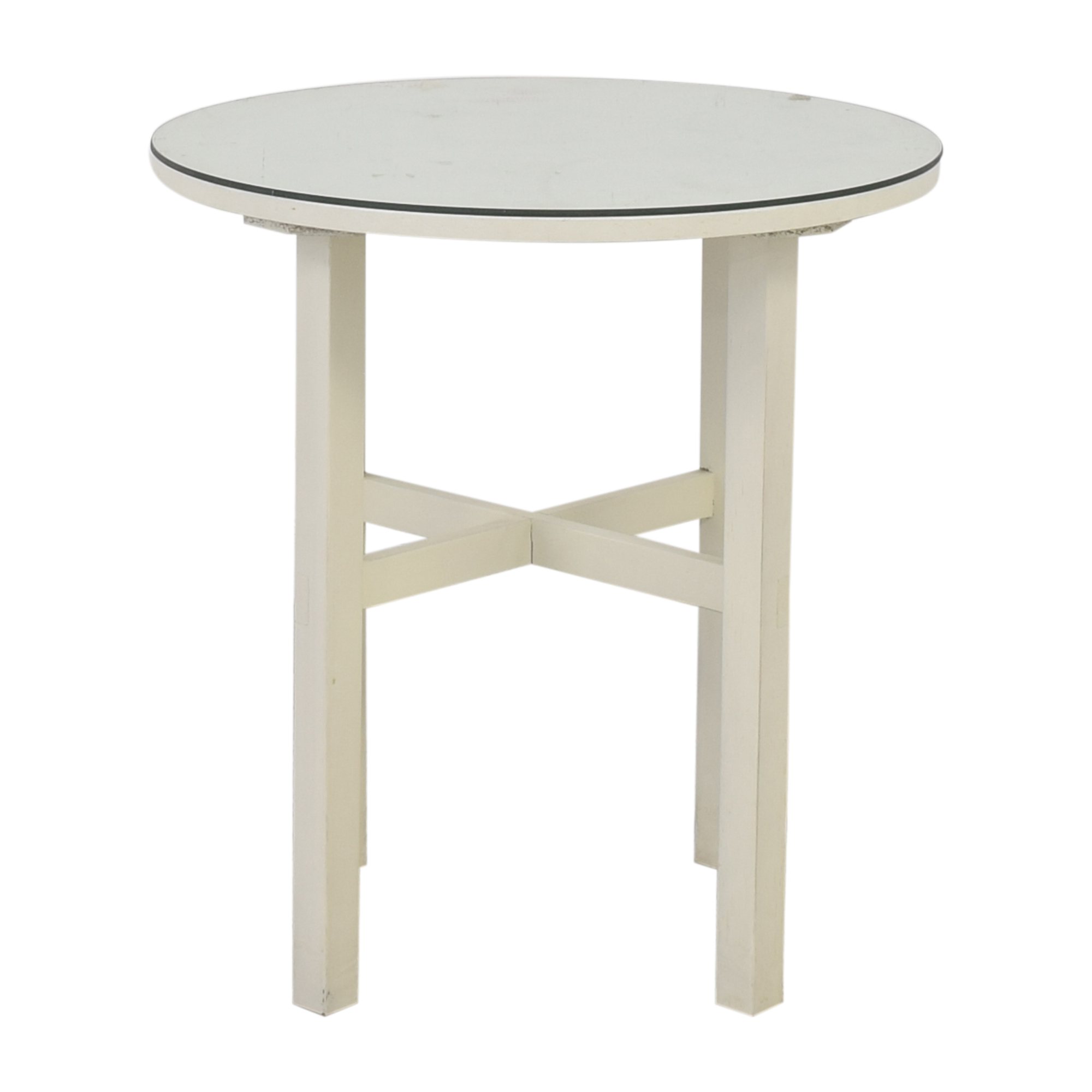Round End Table pa