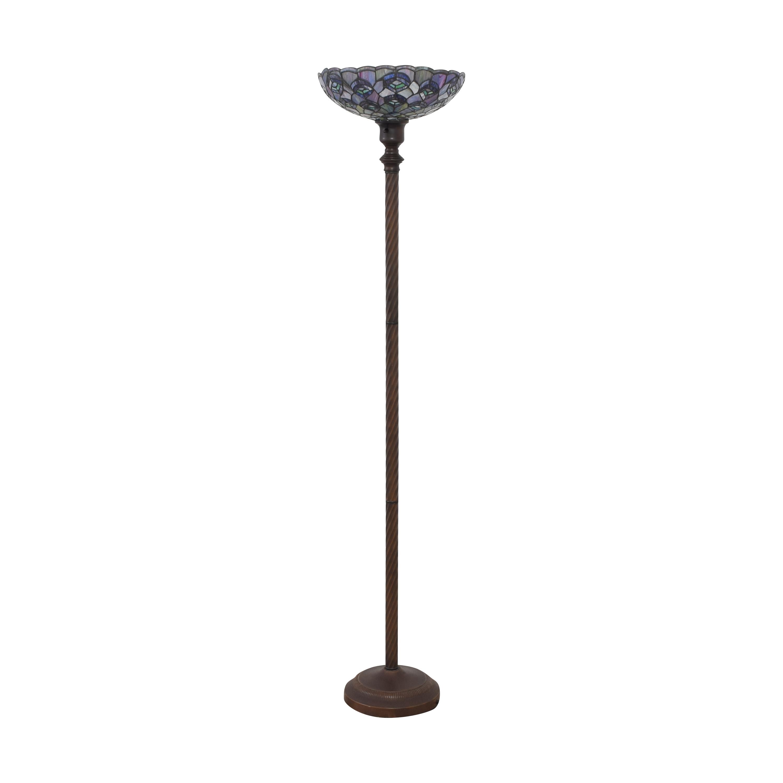 shop Torchiere-Style Floor Lamp  Decor