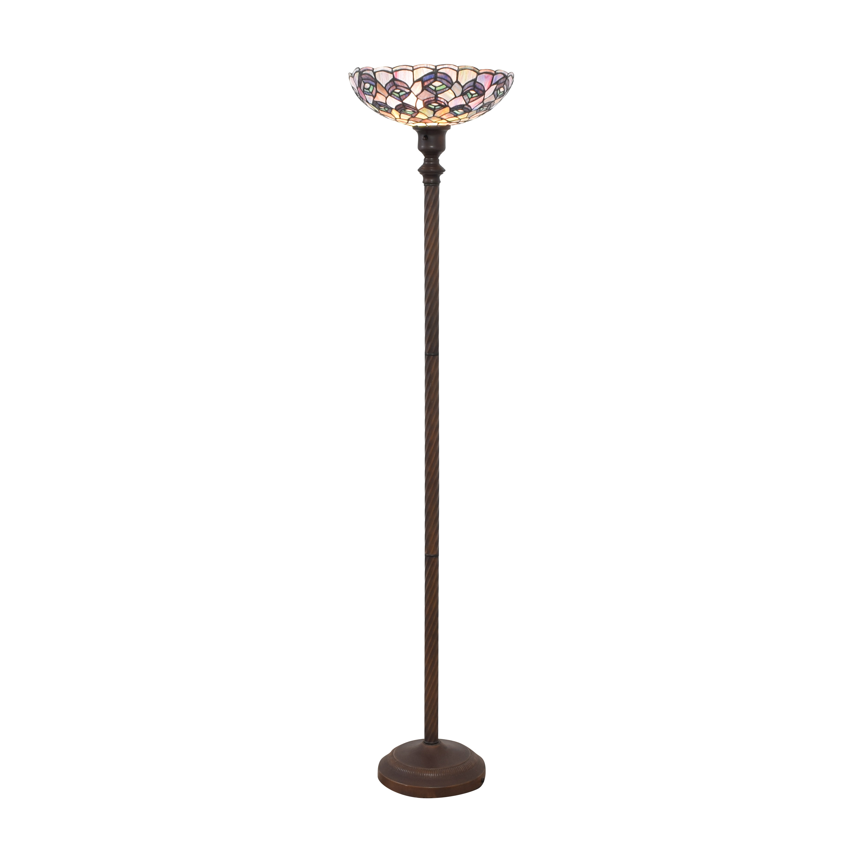 Torchiere-Style Floor Lamp multi
