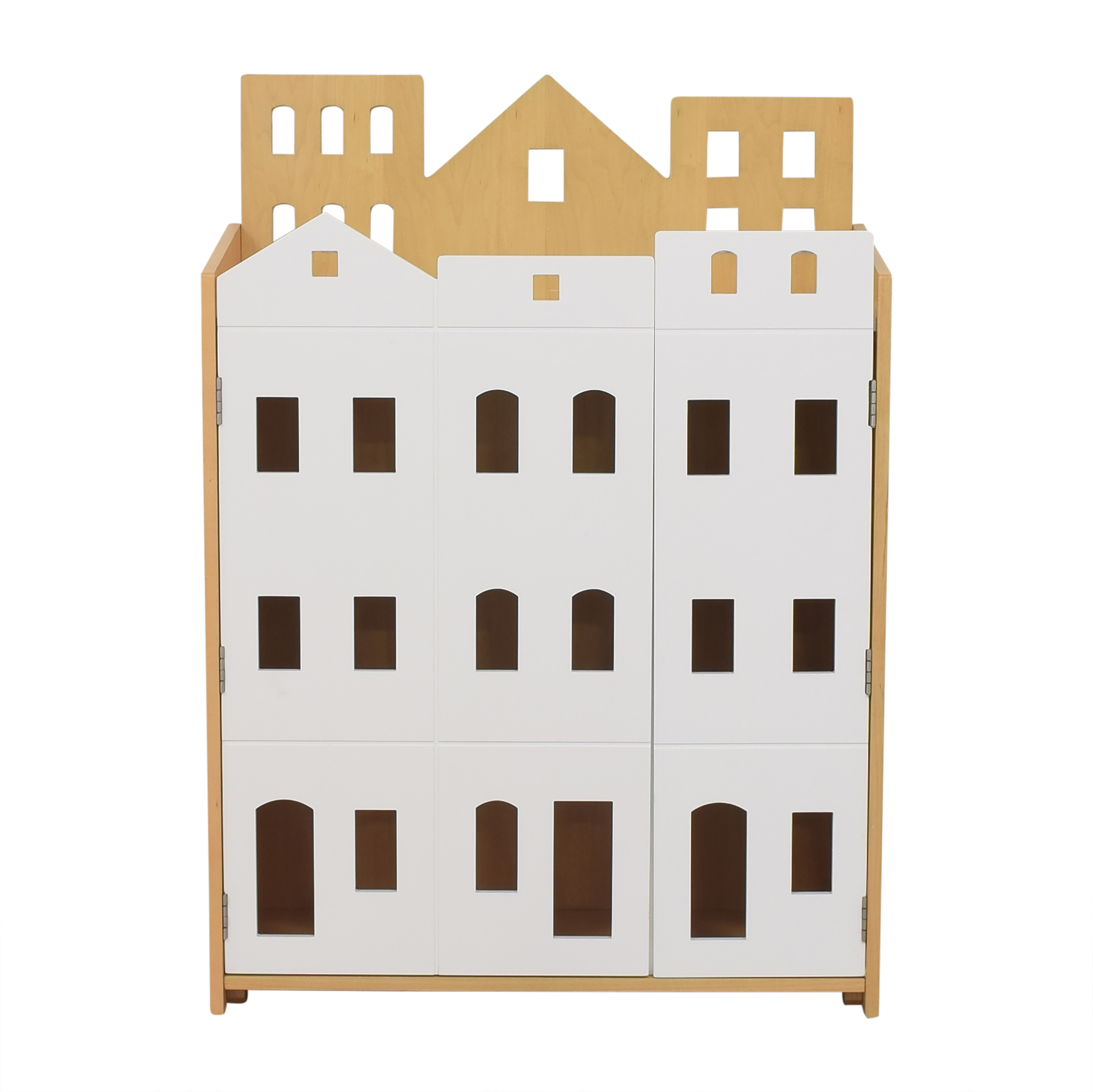 Land of Nod Land of Nod Brownstone Bookcase discount