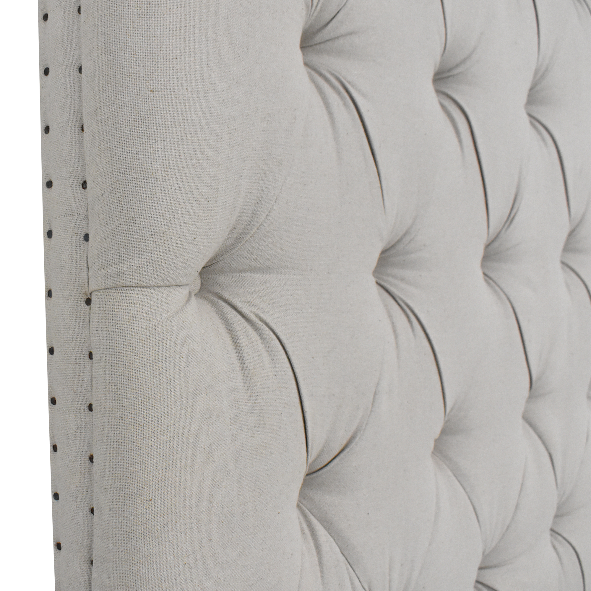 Tufted Queen Headboard for sale