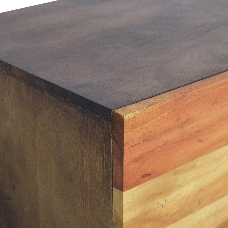 CB2 CB2 Junction Low Four Drawer Dresser price