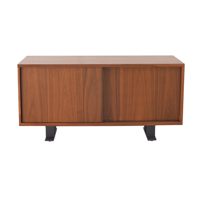 CB2 CB2 Saga Modern Credenza Cabinets & Sideboards