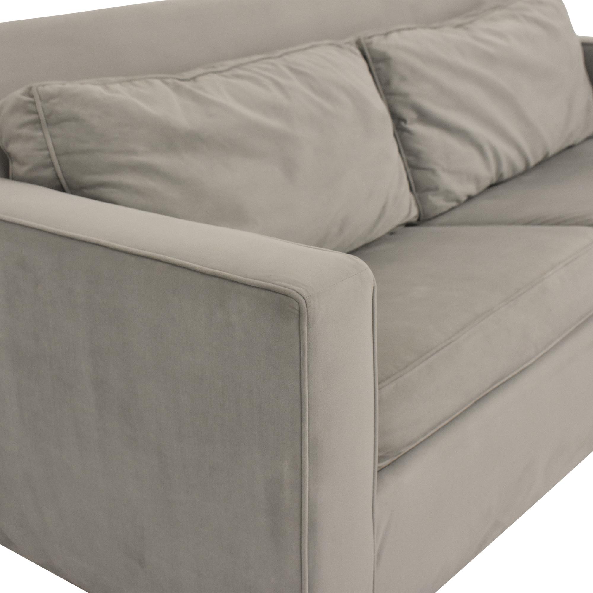 West Elm West Elm Henry Sleeper Sofa price