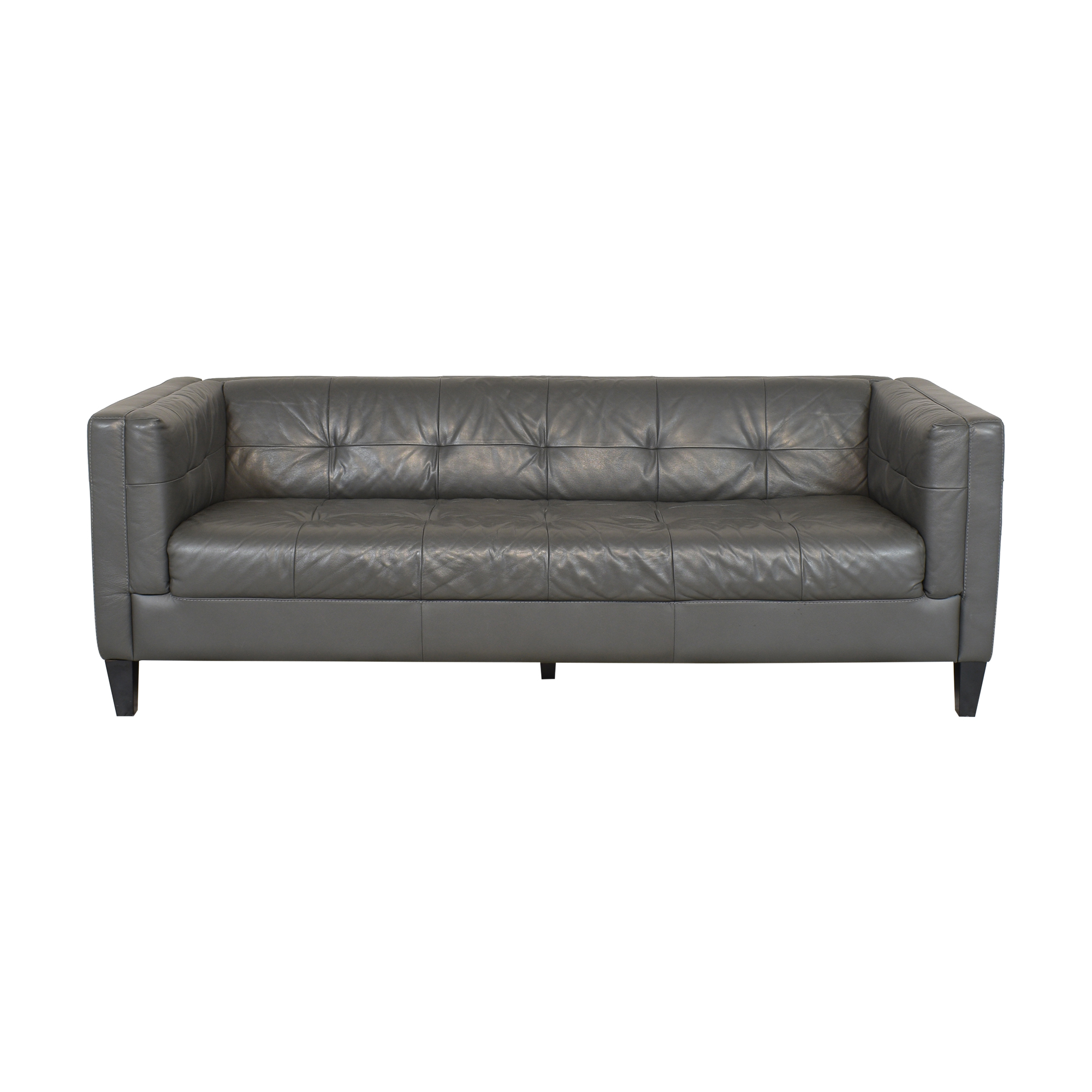 buy Chateau d'Ax Tufted Tuxedo Sofa Chateau d'Ax
