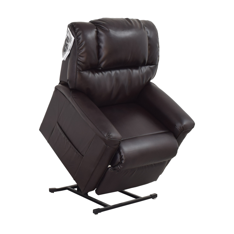 buy Raymour & Flanigan Myles Power Lift Recliner Raymour & Flanigan Chairs