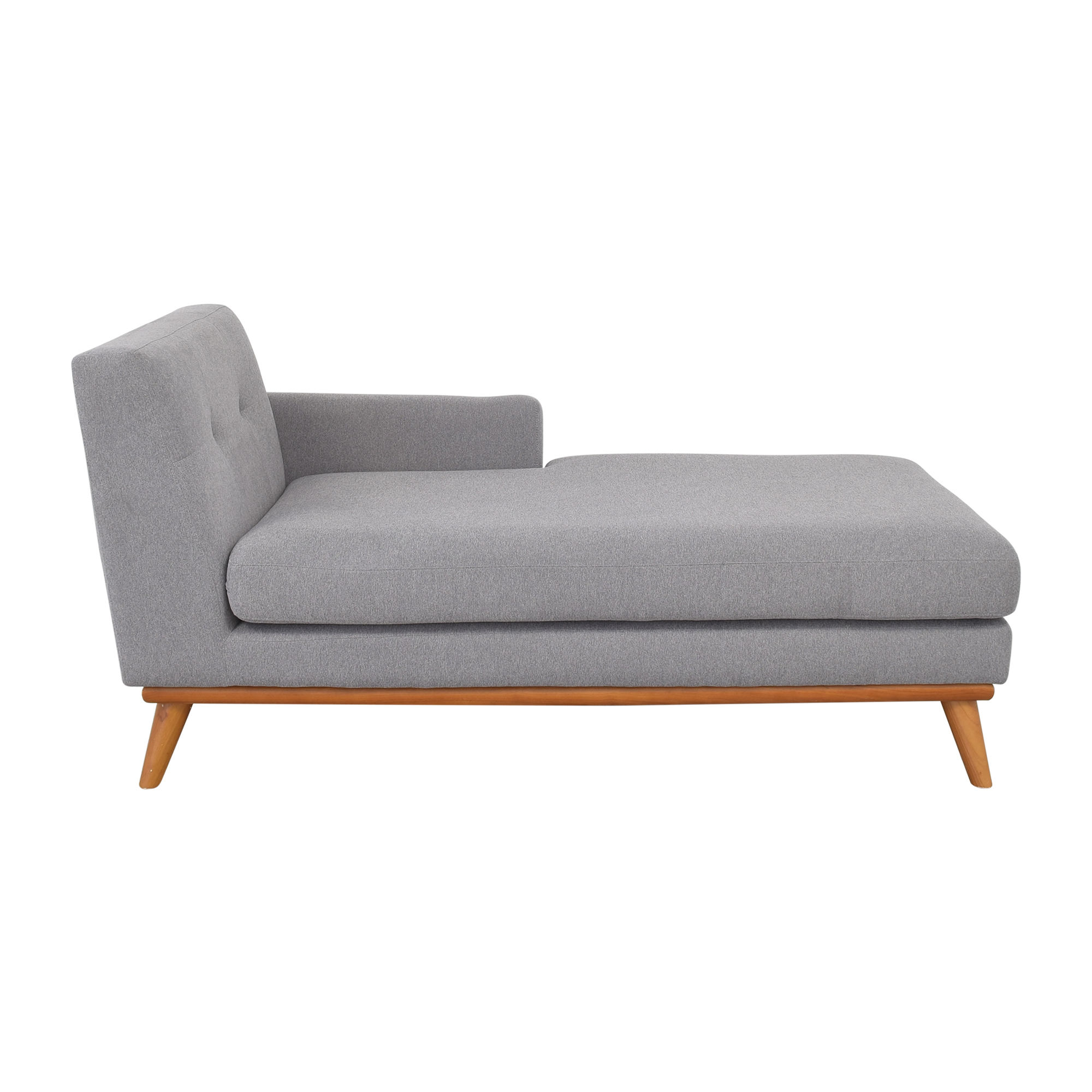 Modway Modway Engage Beige Right-Facing Chaise dimensions