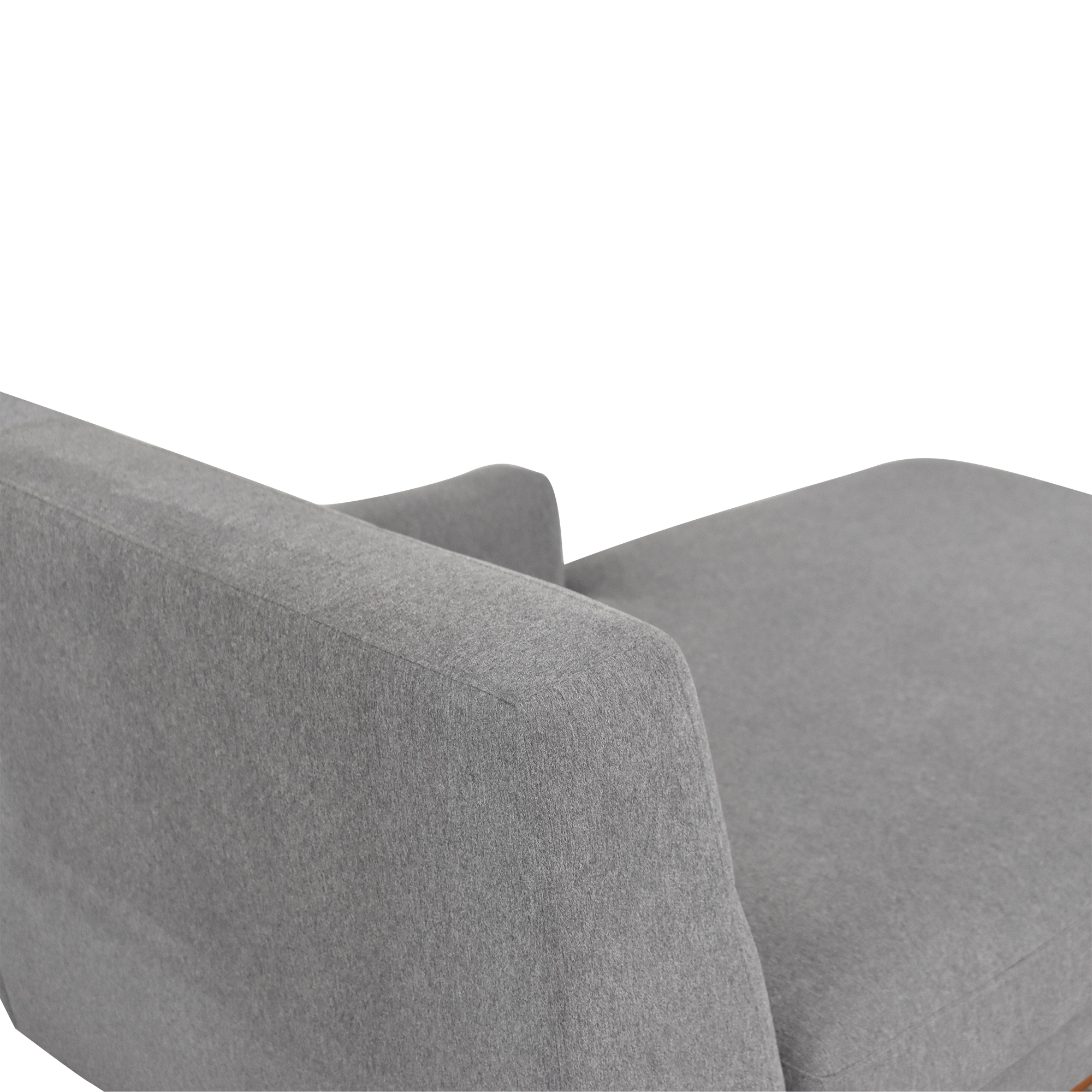 Modway Modway Engage Beige Right-Facing Chaise discount