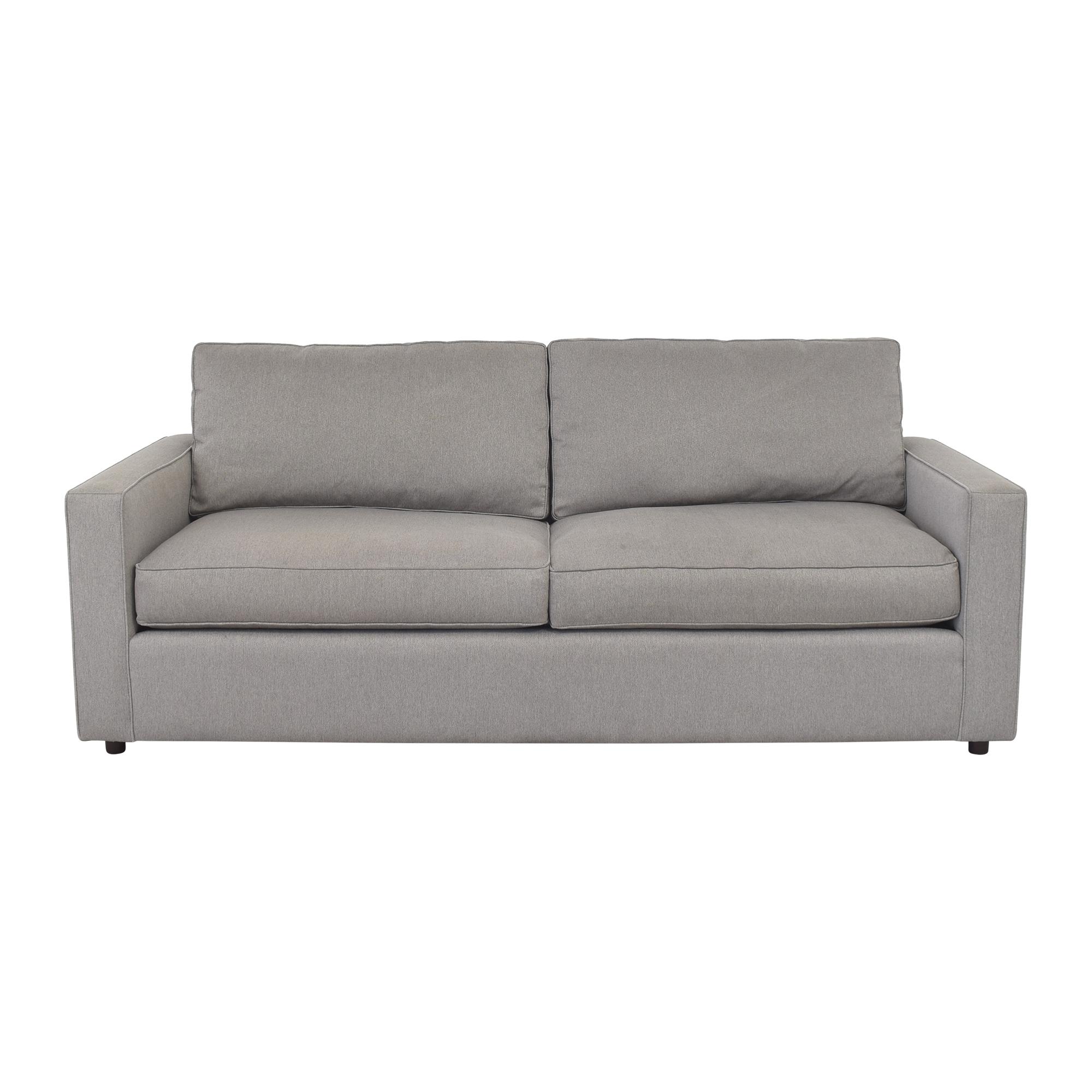 buy Room & Board York Two Cushion Sofa Room & Board