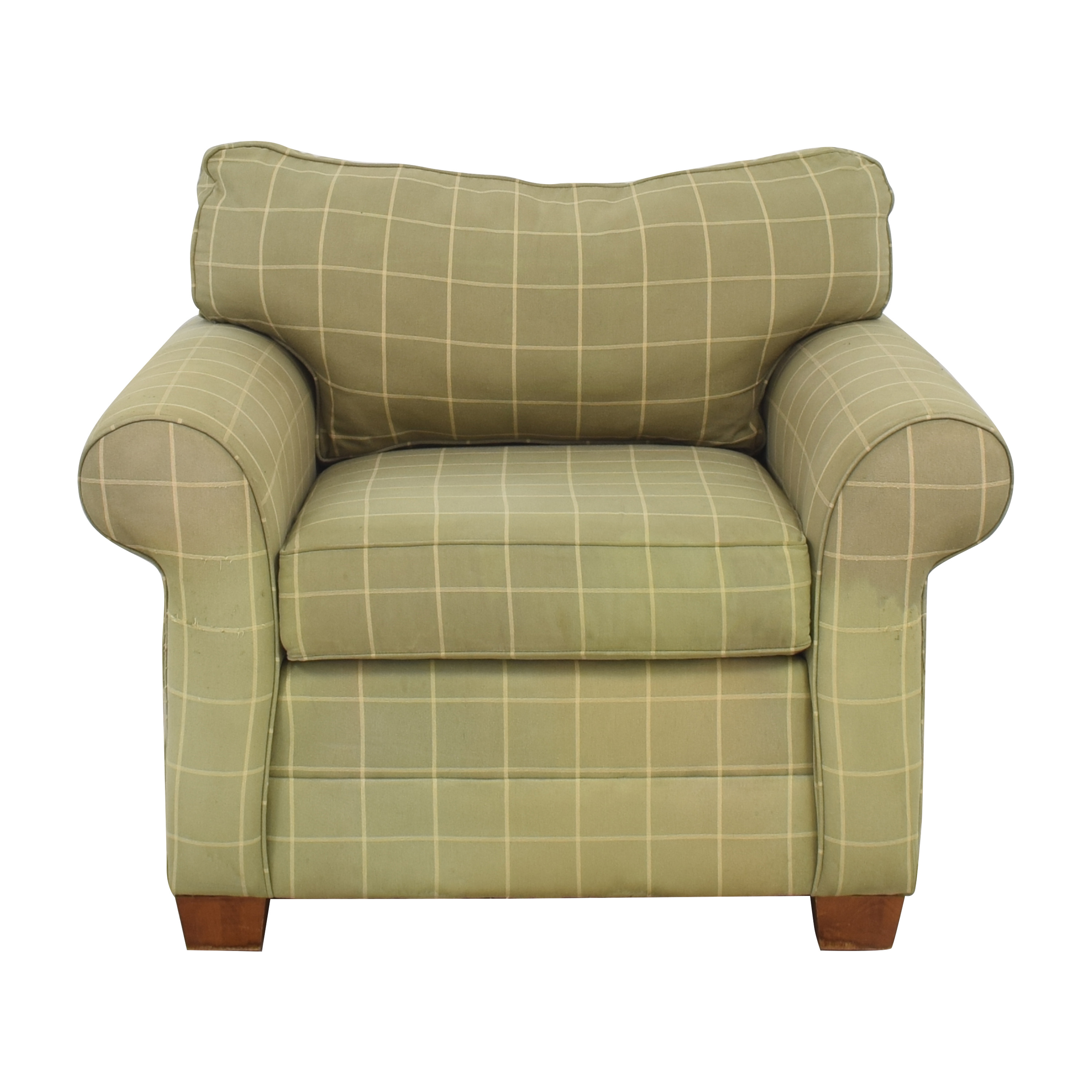 Ethan Allen Ethan Allen Bennett Roll-Arm Chair price