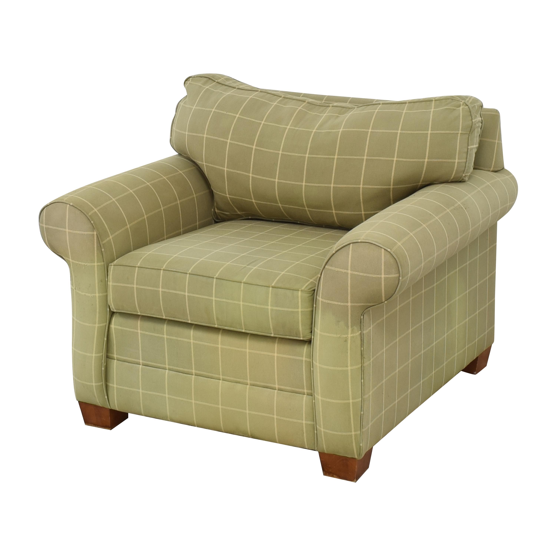 Ethan Allen Ethan Allen Bennett Roll-Arm Chair for sale