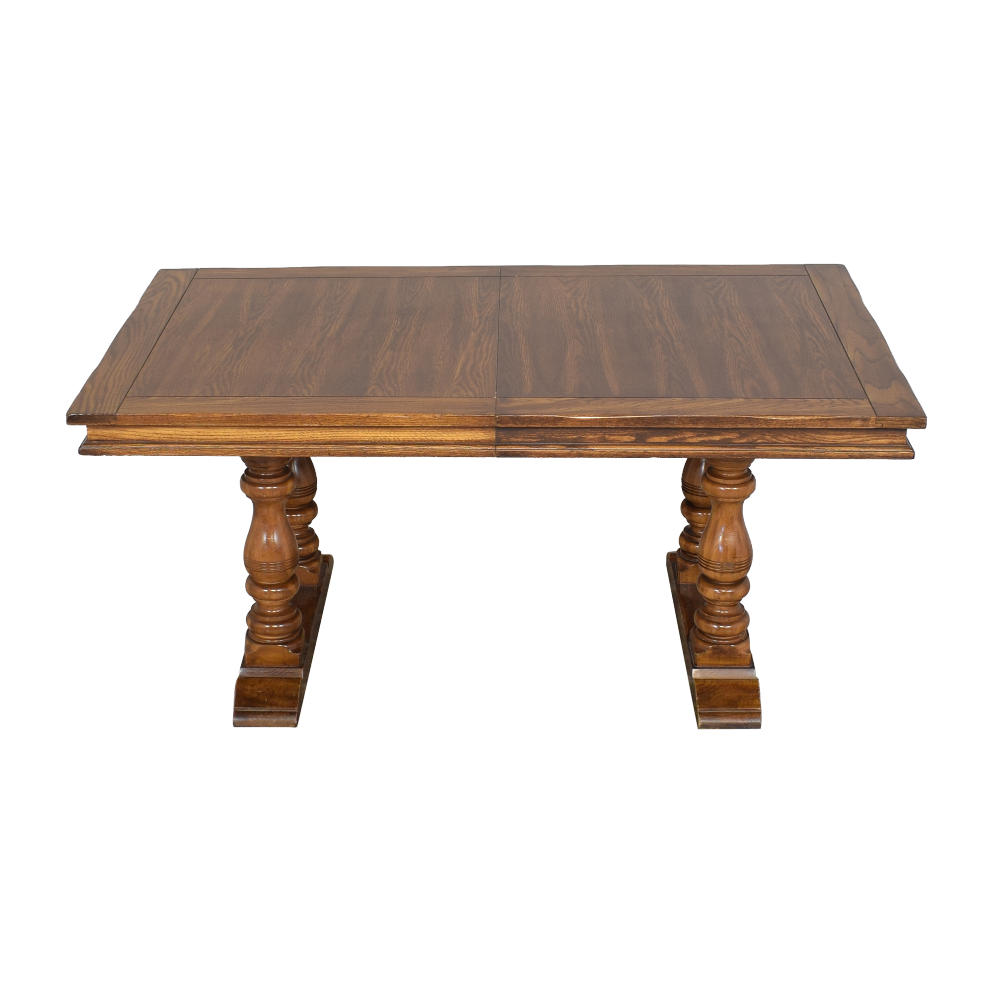 Rectangular Extendable Dining Table for sale