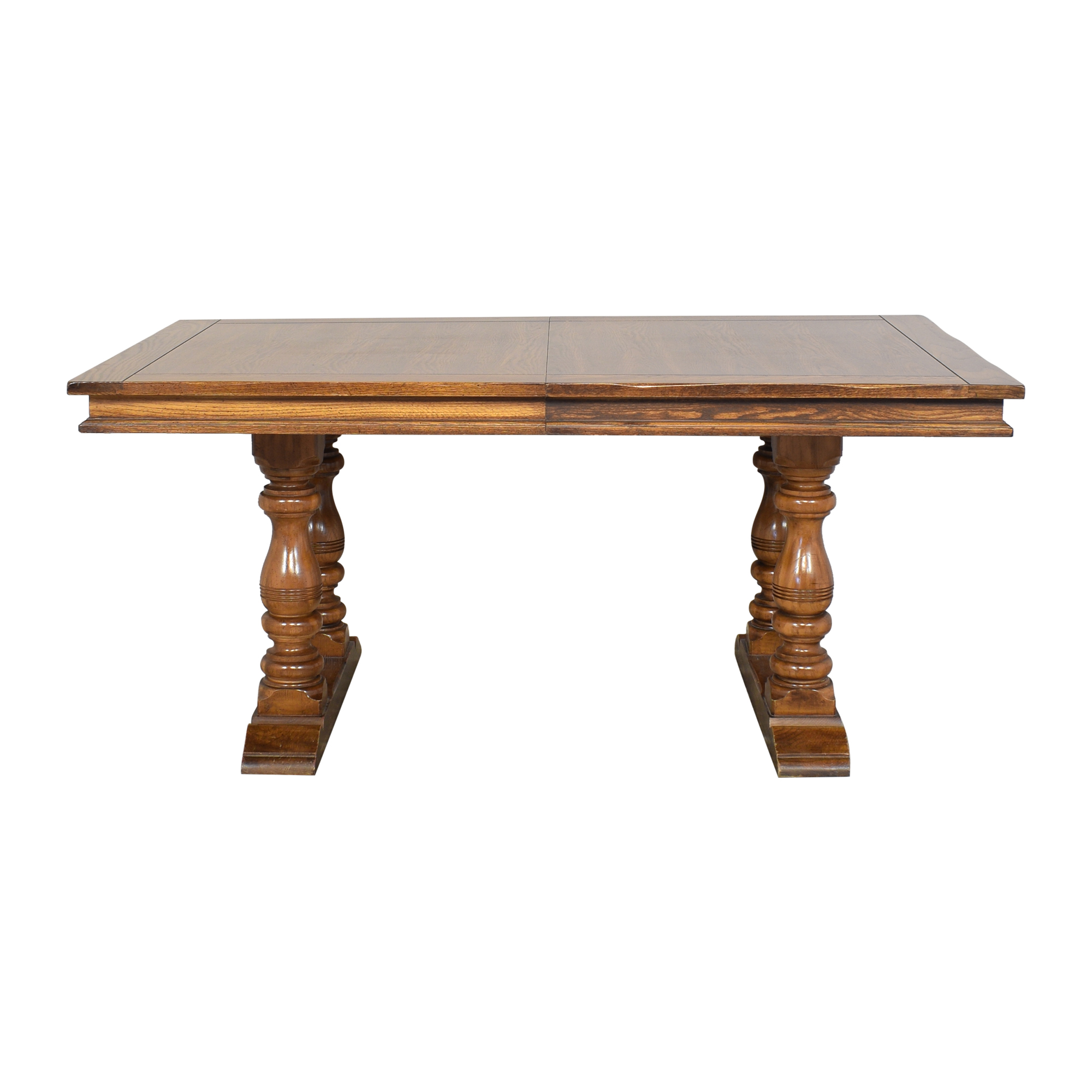 Rectangular Extendable Dining Table