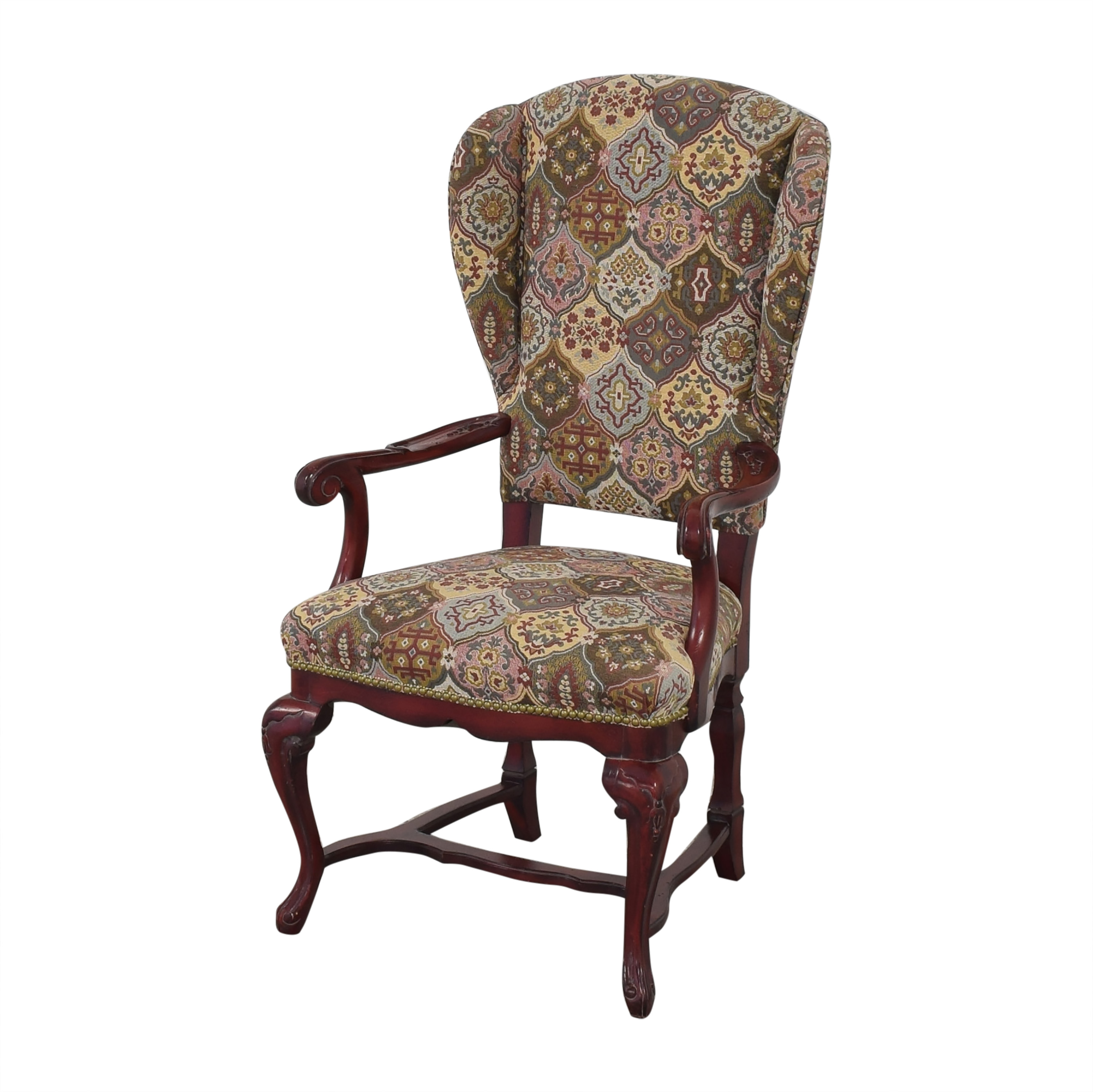 shop Wing Back Arm Chair  Chairs