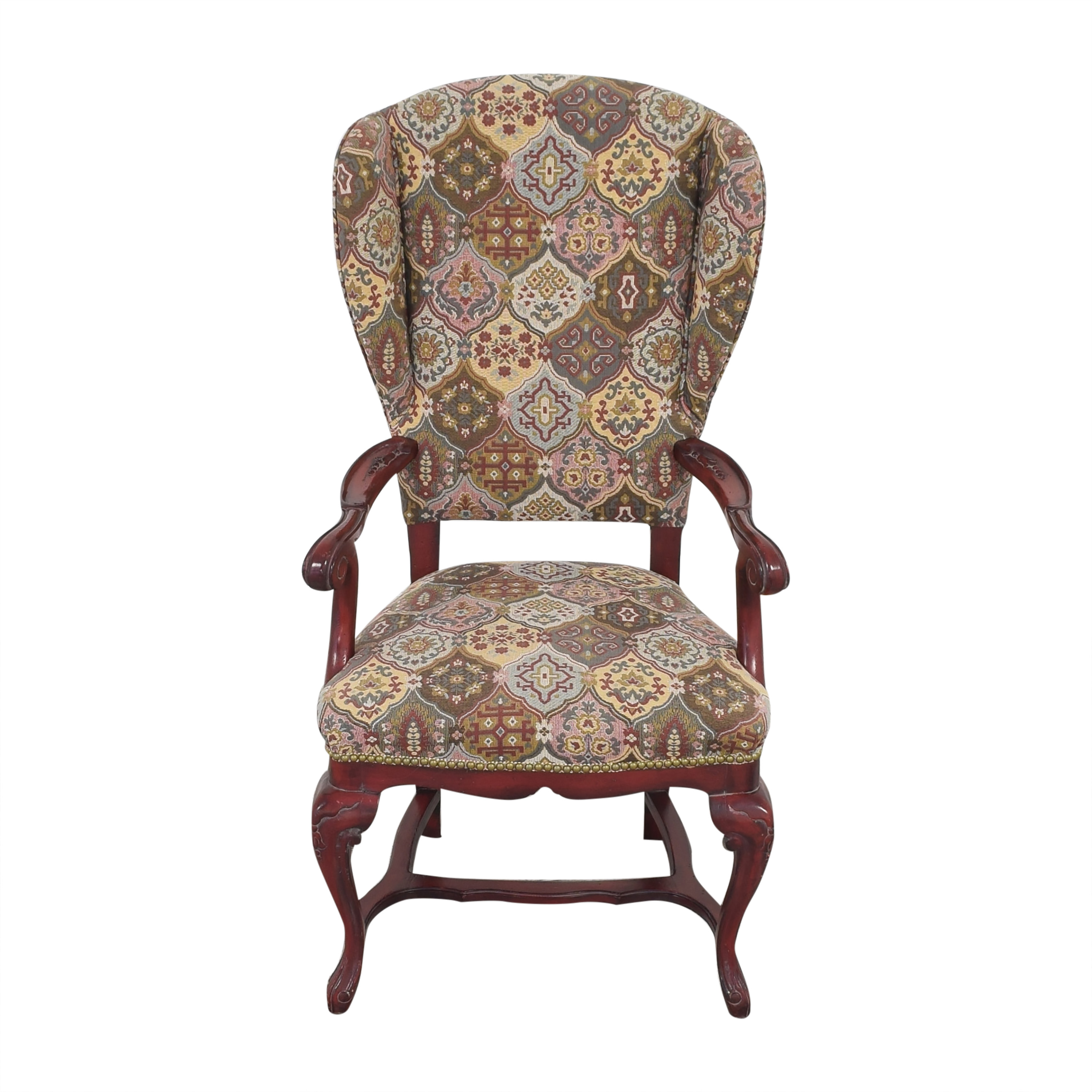 buy Wing Back Arm Chair