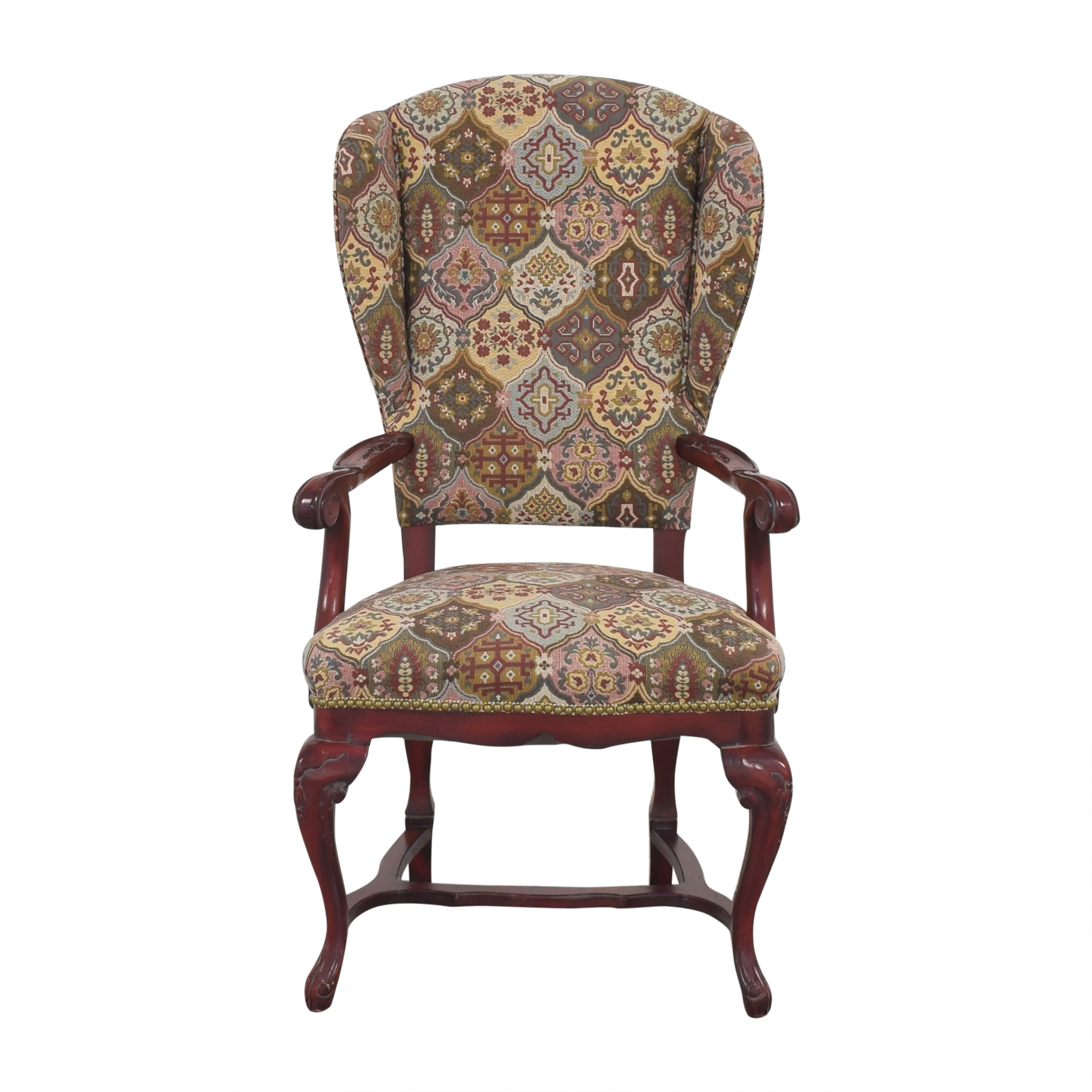 buy Wing Back Arm Chair  Chairs