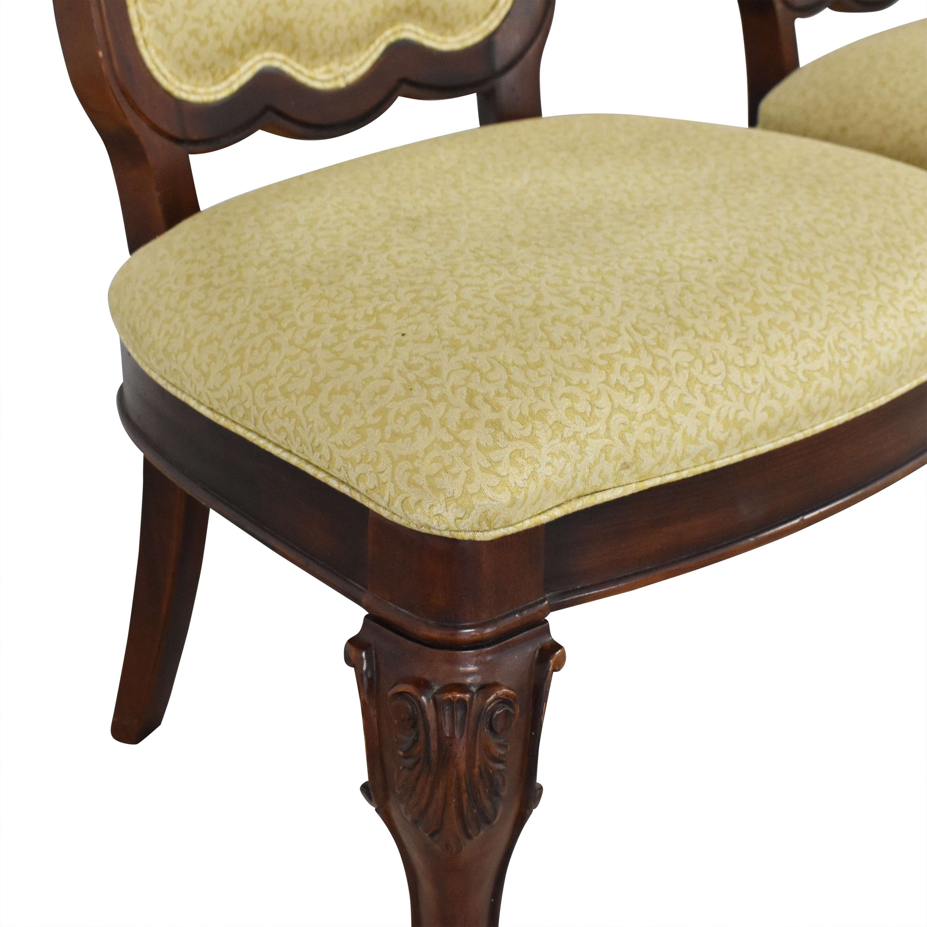 buy Thomasville Thomasville Upholstered Dining Side Chairs online