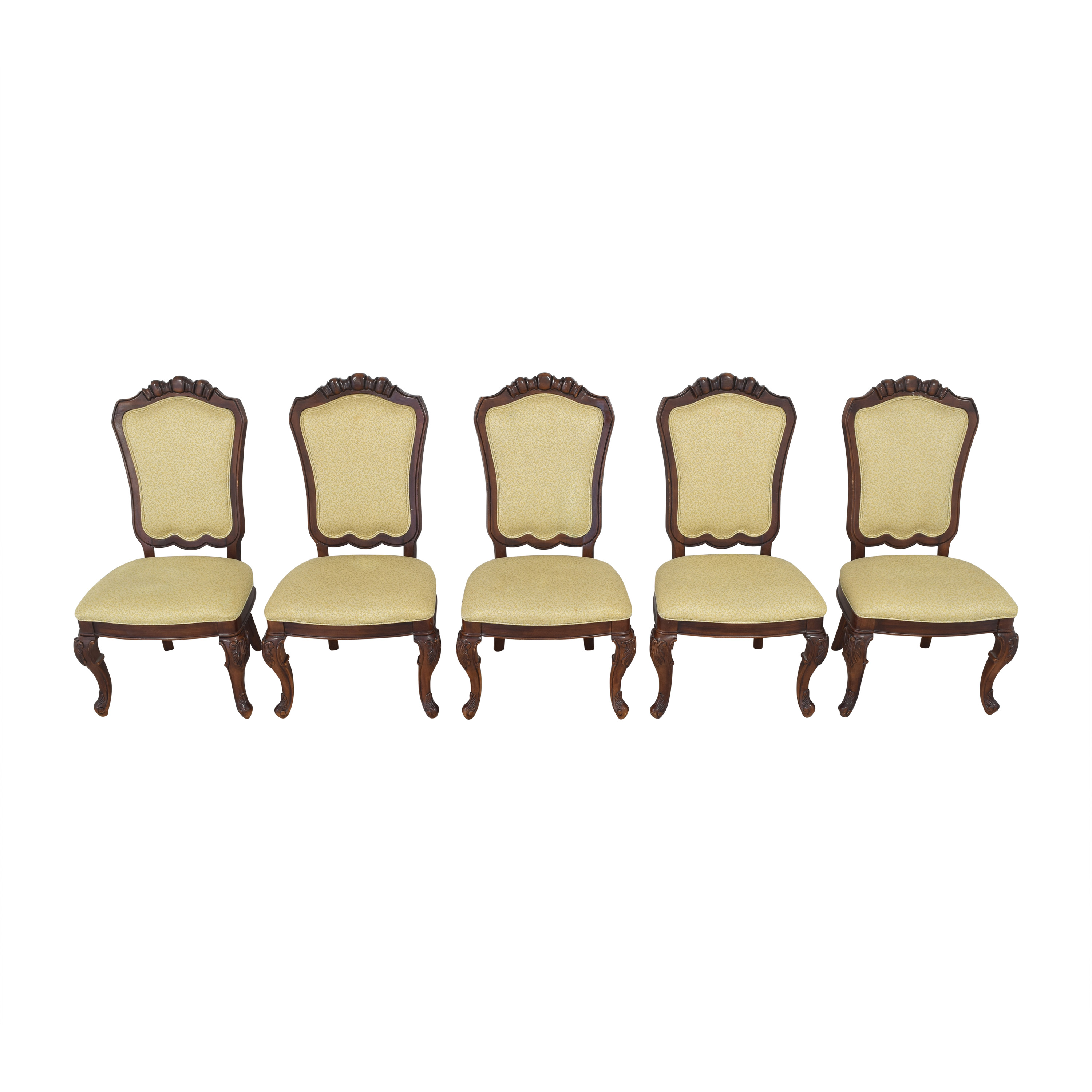 Thomasville Thomasville Upholstered Dining Side Chairs price
