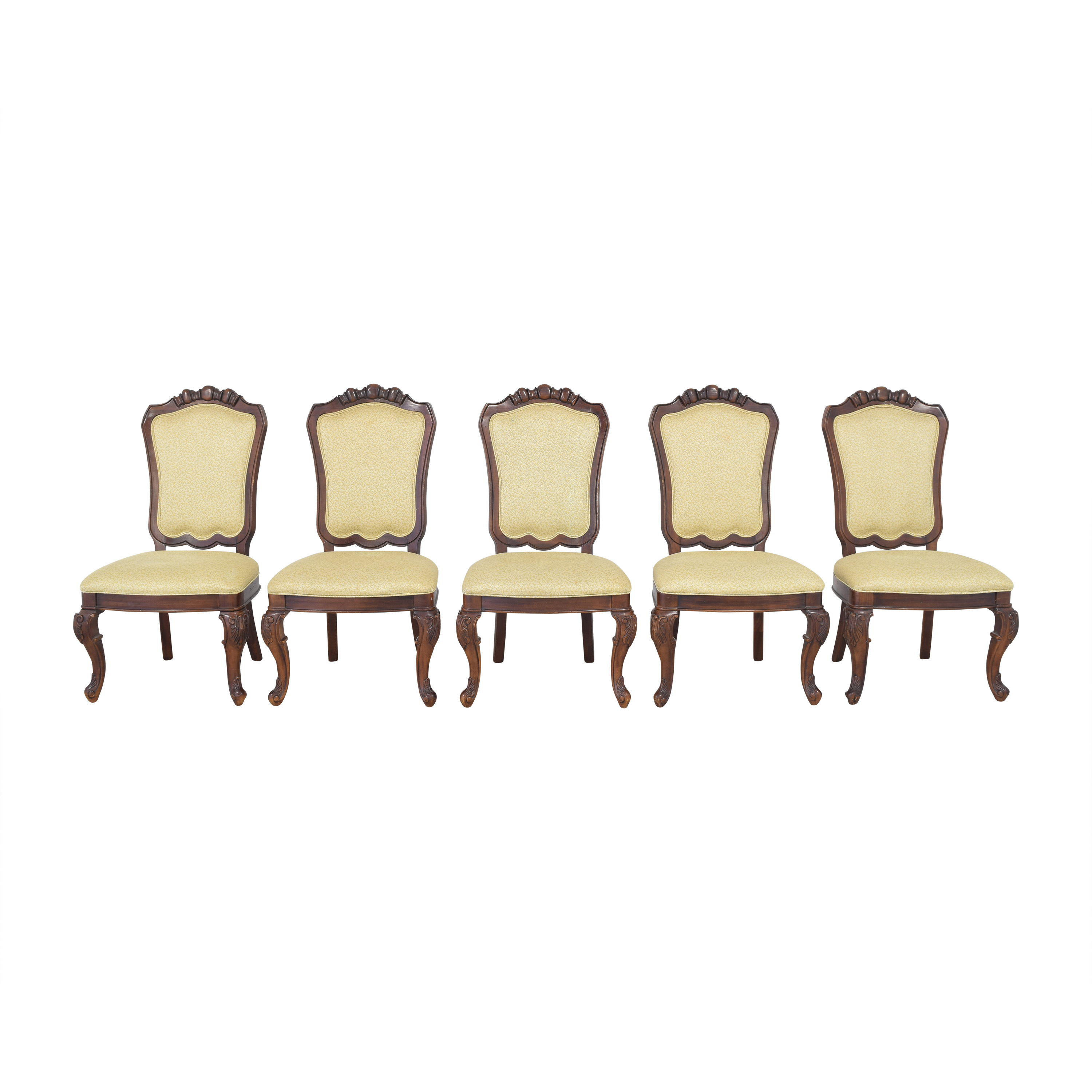 buy Thomasville Upholstered Dining Side Chairs Thomasville Dining Chairs