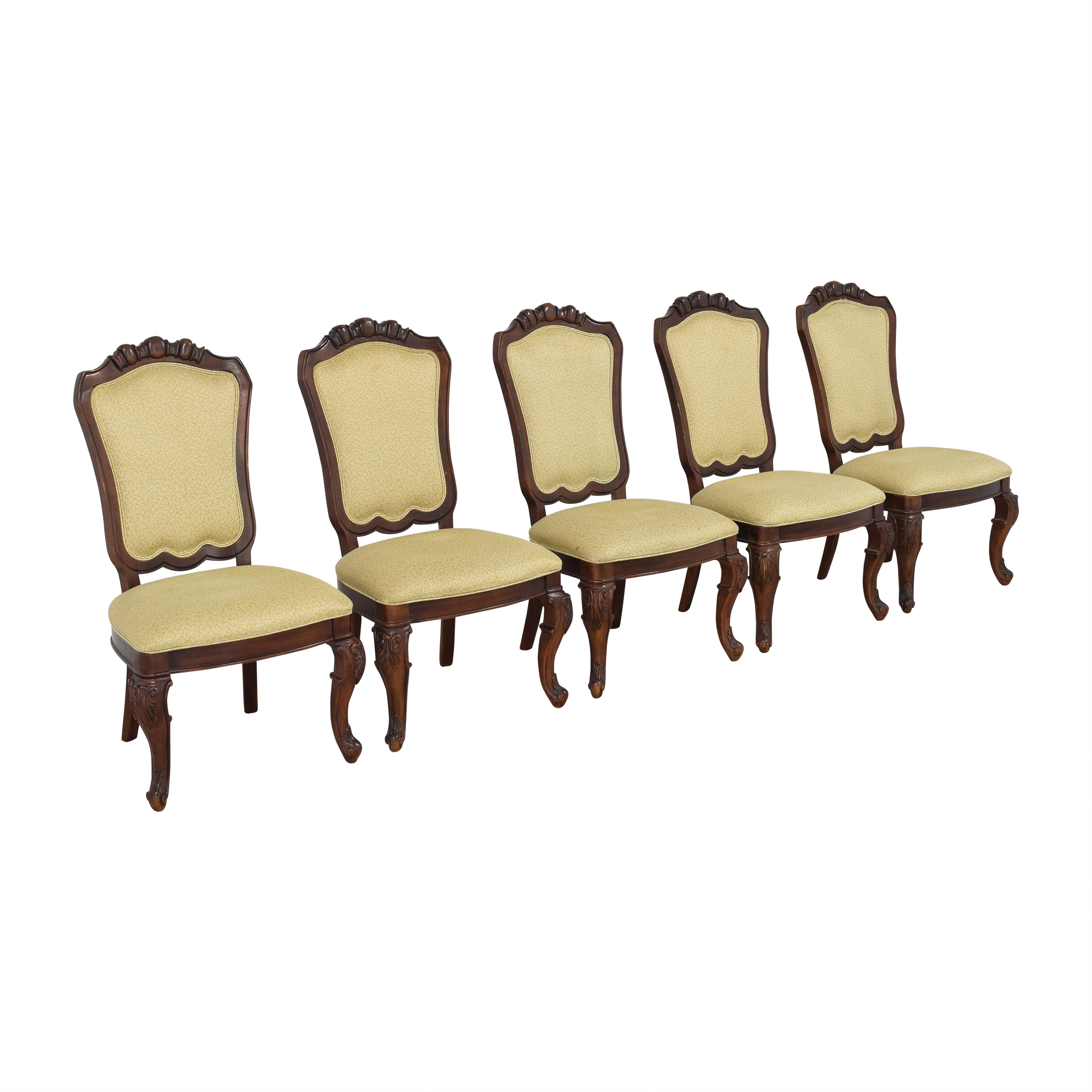 Thomasville Thomasville Upholstered Dining Side Chairs ma