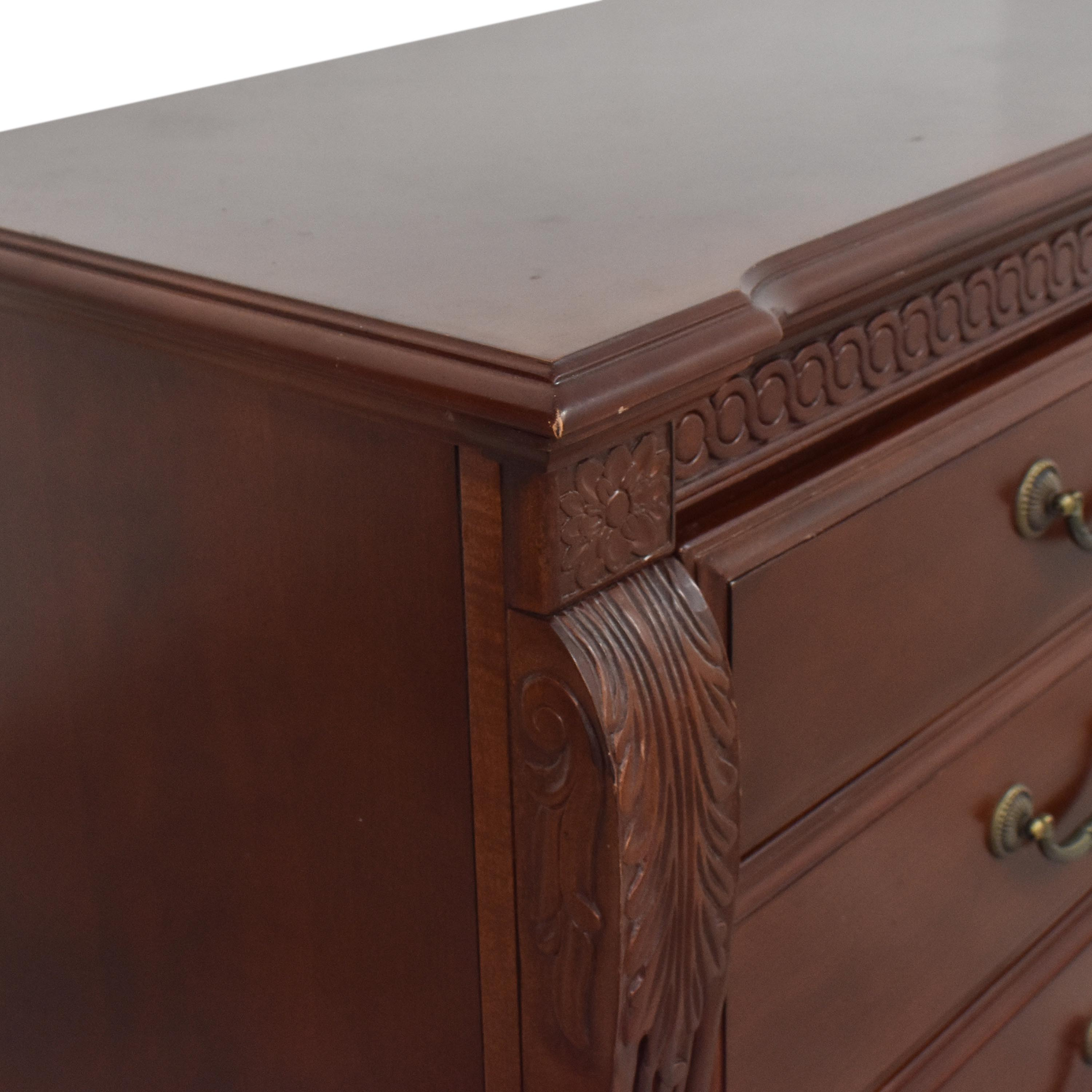 buy Three Drawer Nightstand  End Tables