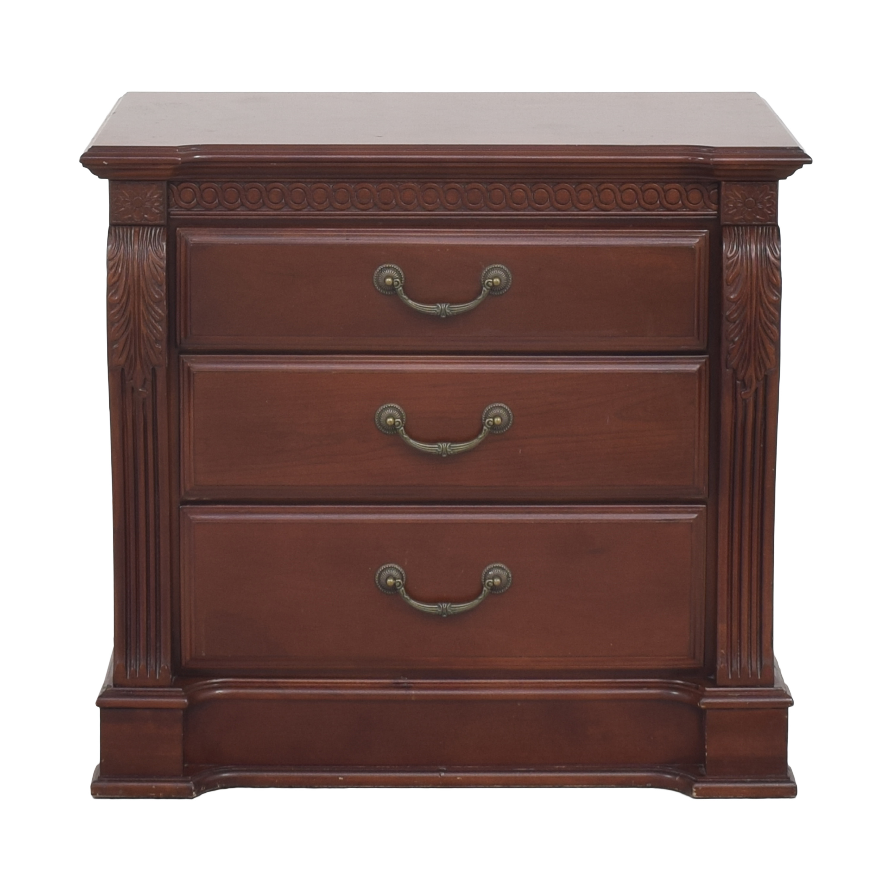 Three Drawer Nightstand coupon