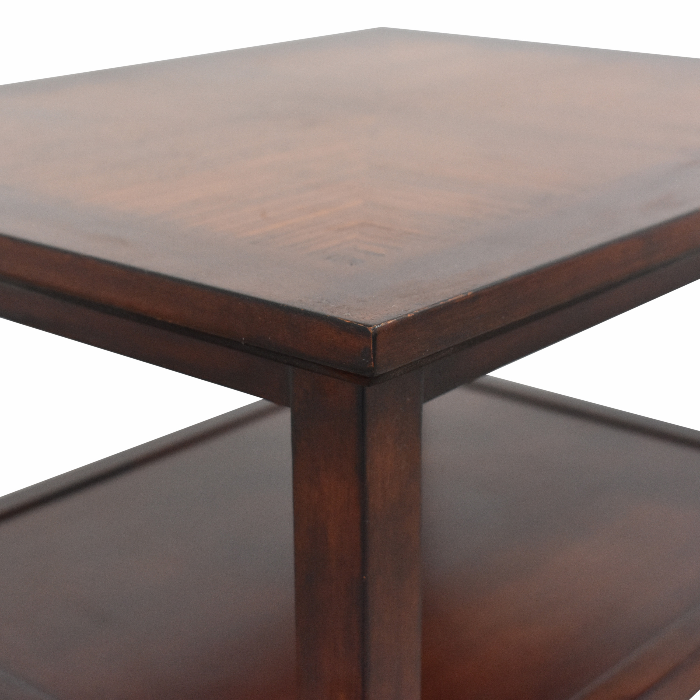 buy Ethan Allen Regency Petite Brent End Table Ethan Allen Tables