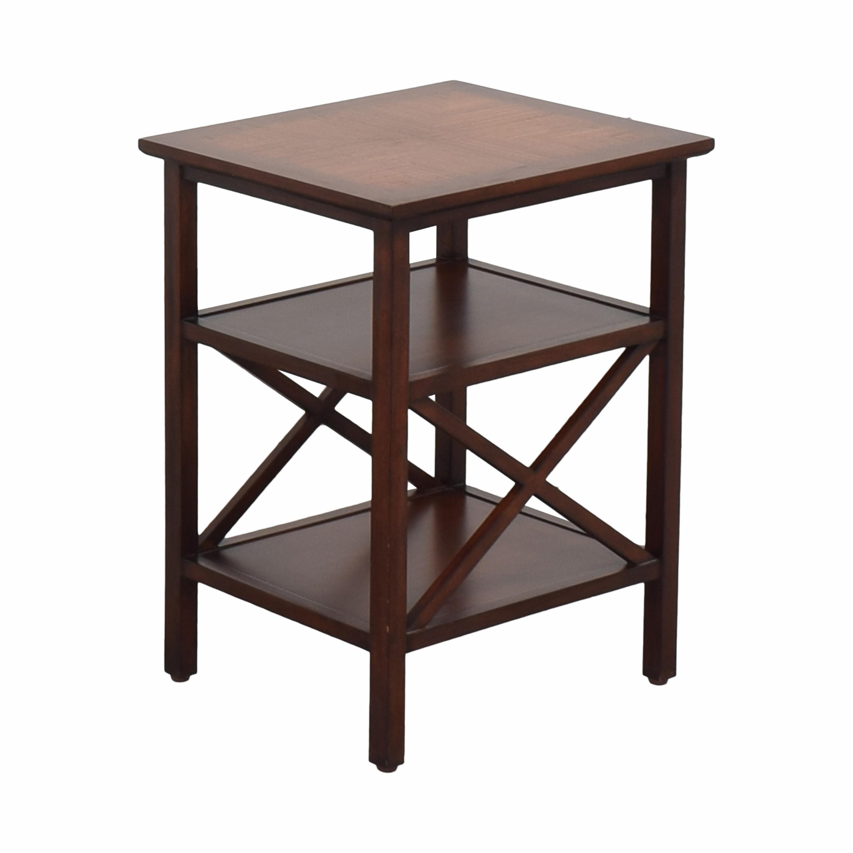 Ethan Allen Ethan Allen Regency Petite Brent End Table price
