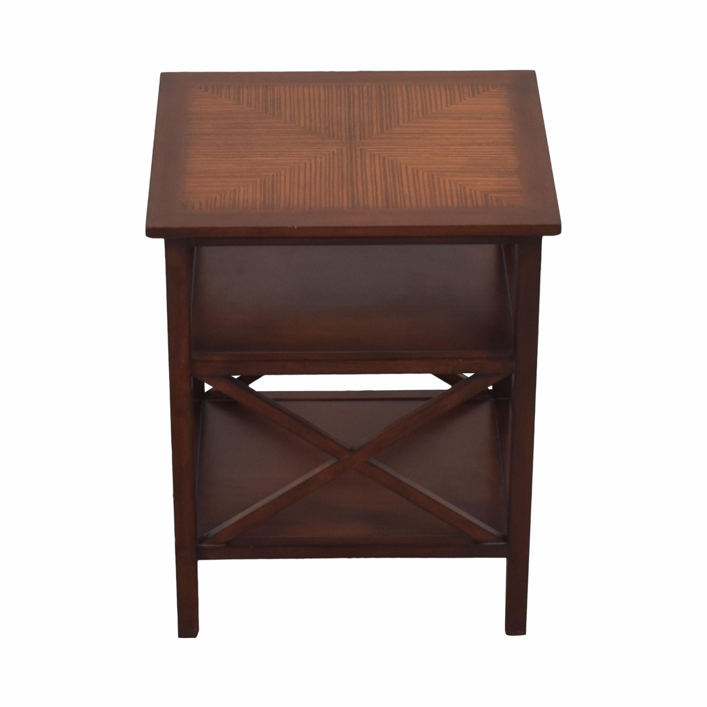 Ethan Allen Ethan Allen Regency Petite Brent End Table End Tables