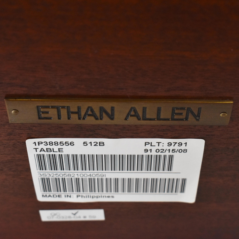 Ethan Allen Ethan Allen Regency Petite Brent End Table second hand