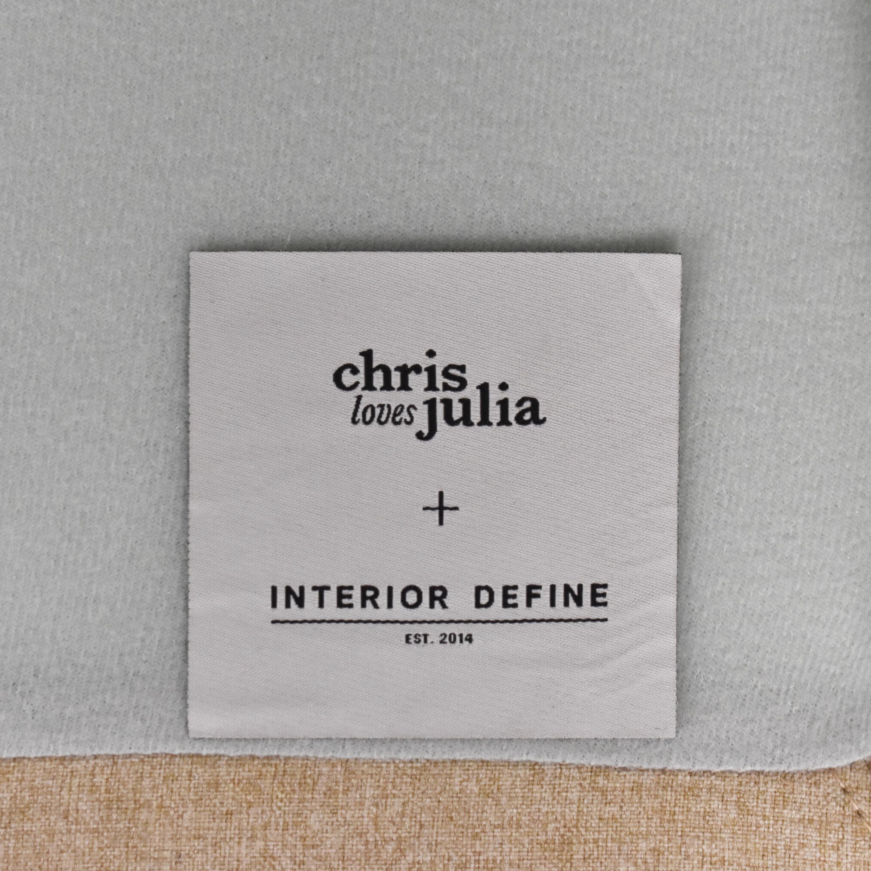 Interior Define Interior Define Rose Sofa ct
