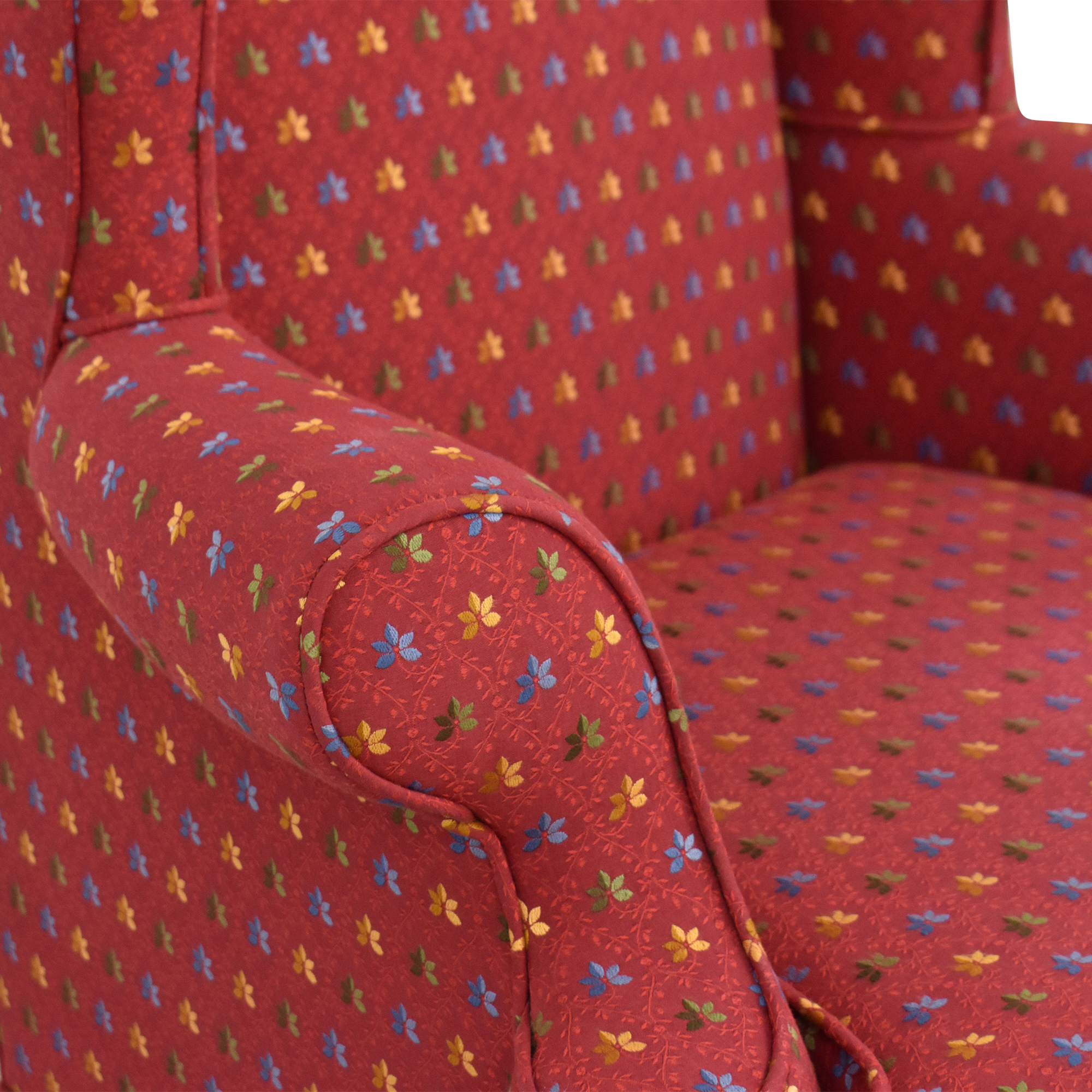 Wingback Accent Chair dimensions
