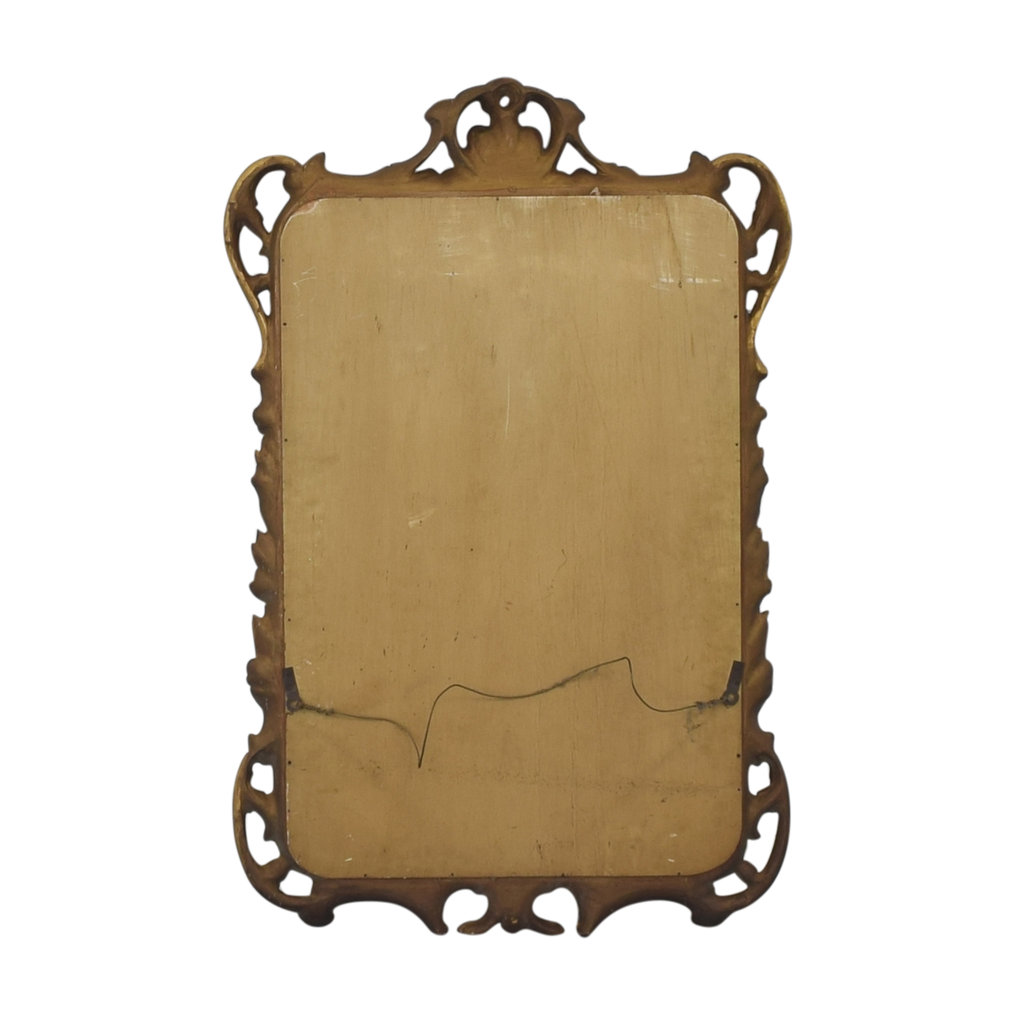 Vintage Mirror with Decorative Frame ct