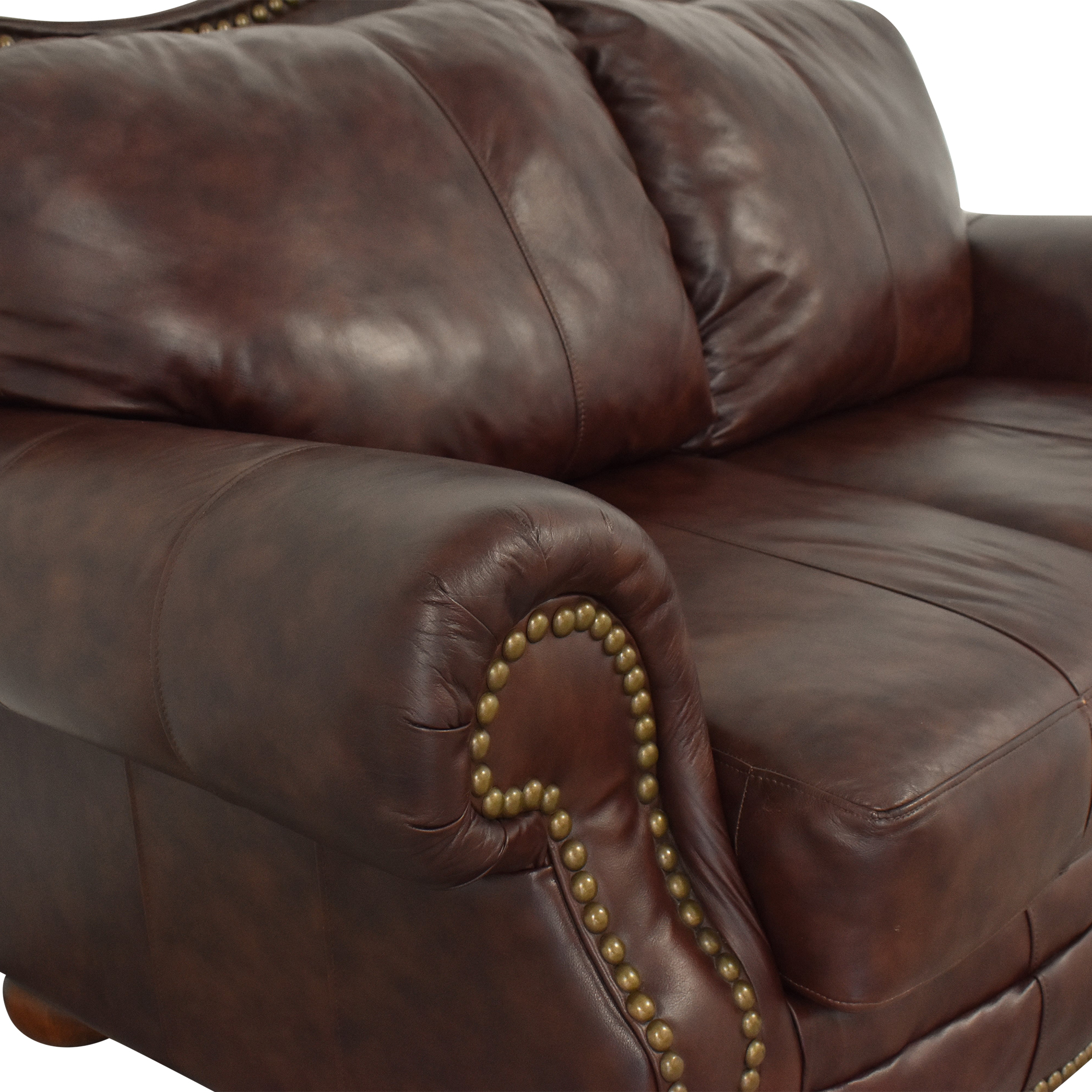 buy Ashley Furniture Nailhead Trim Loveseat Ashley Furniture Loveseats
