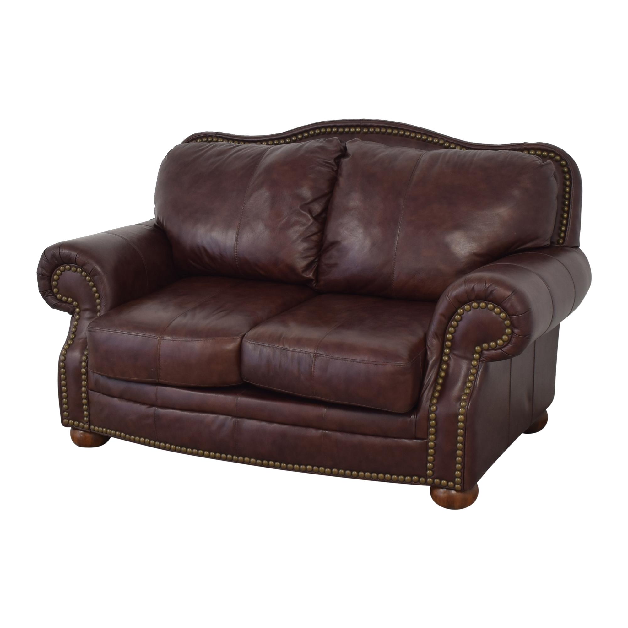 buy Ashley Furniture Nailhead Trim Loveseat Ashley Furniture Sofas