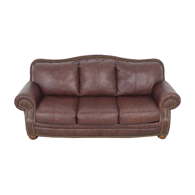 Ashley Furniture Nailhead Trim Sofa / Classic Sofas