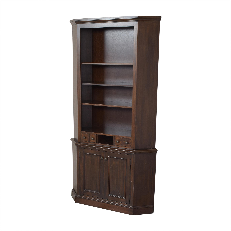 Custom Corner Cabinet ct