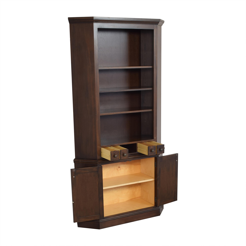 Custom Corner Cabinet