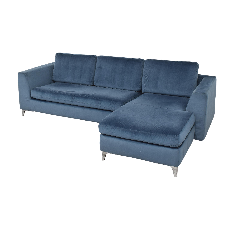 Wayfair Wayfair Chaise Sectional Sofa nj