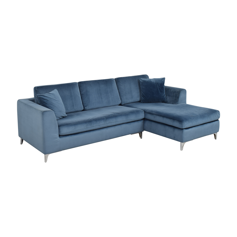 Wayfair Wayfair Chaise Sectional Sofa Sectionals