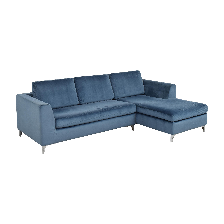 Wayfair Wayfair Chaise Sectional Sofa used