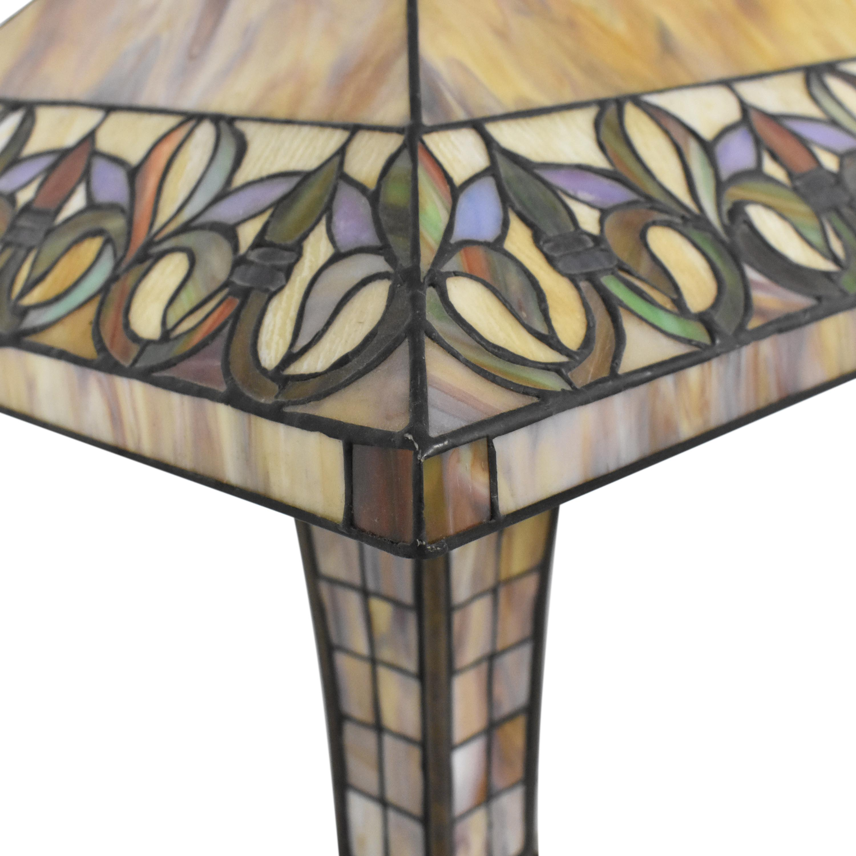 shop Tiffany-Style Floor Lamp  Decor