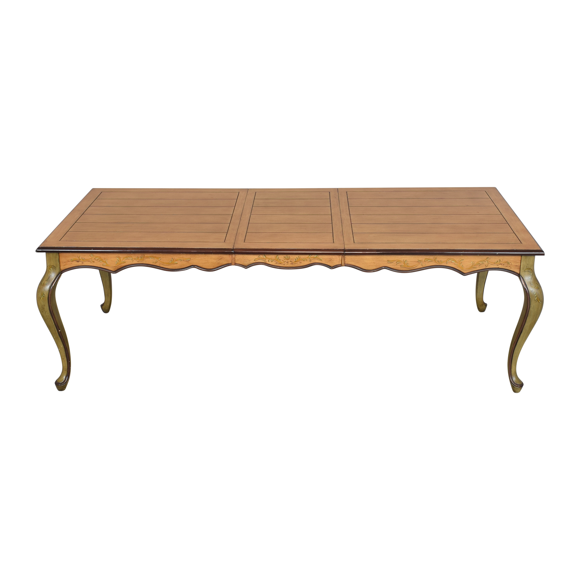 French Style Extendable Dining Table sale