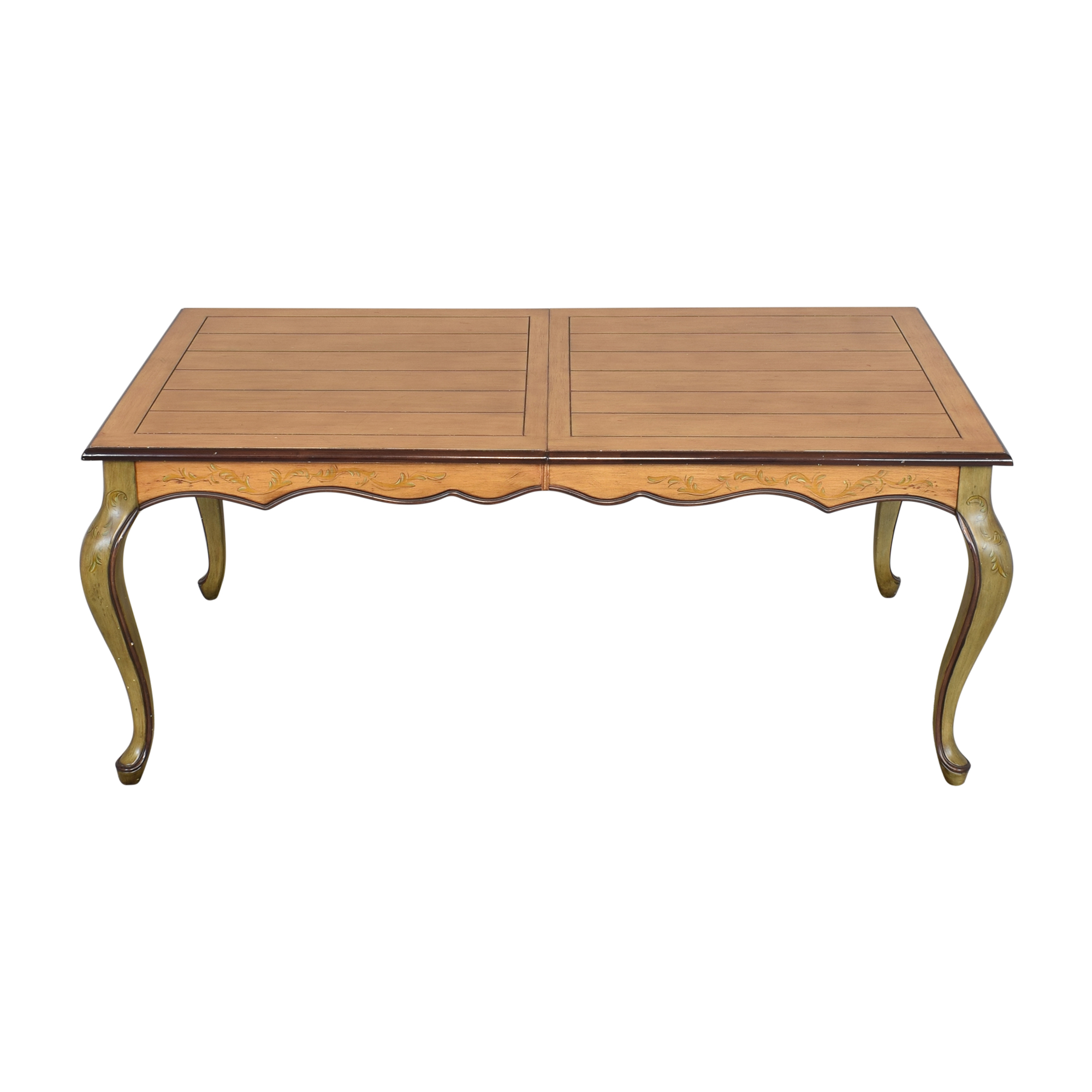 buy French Style Extendable Dining Table  Tables