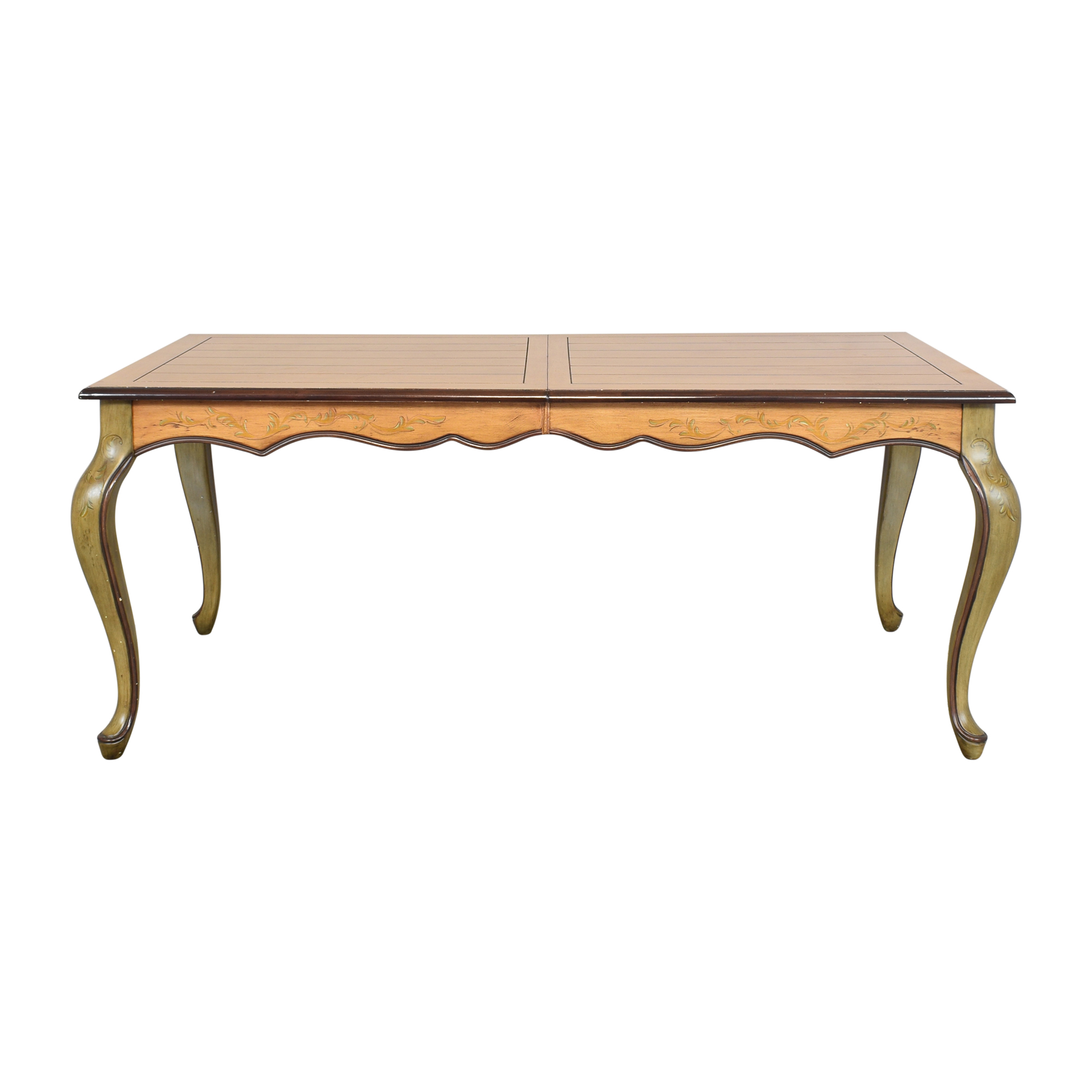 French Style Extendable Dining Table / Tables