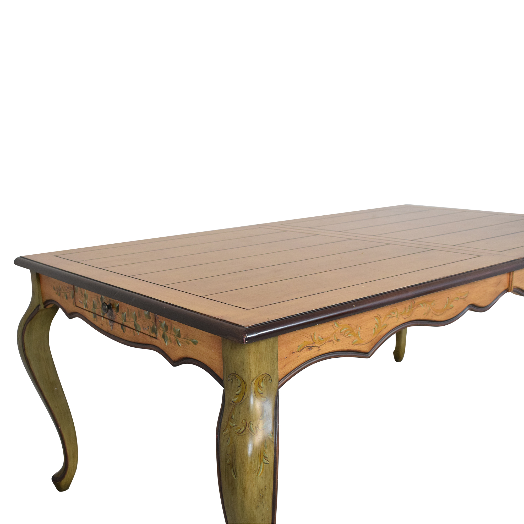 shop French Style Extendable Dining Table  Dinner Tables