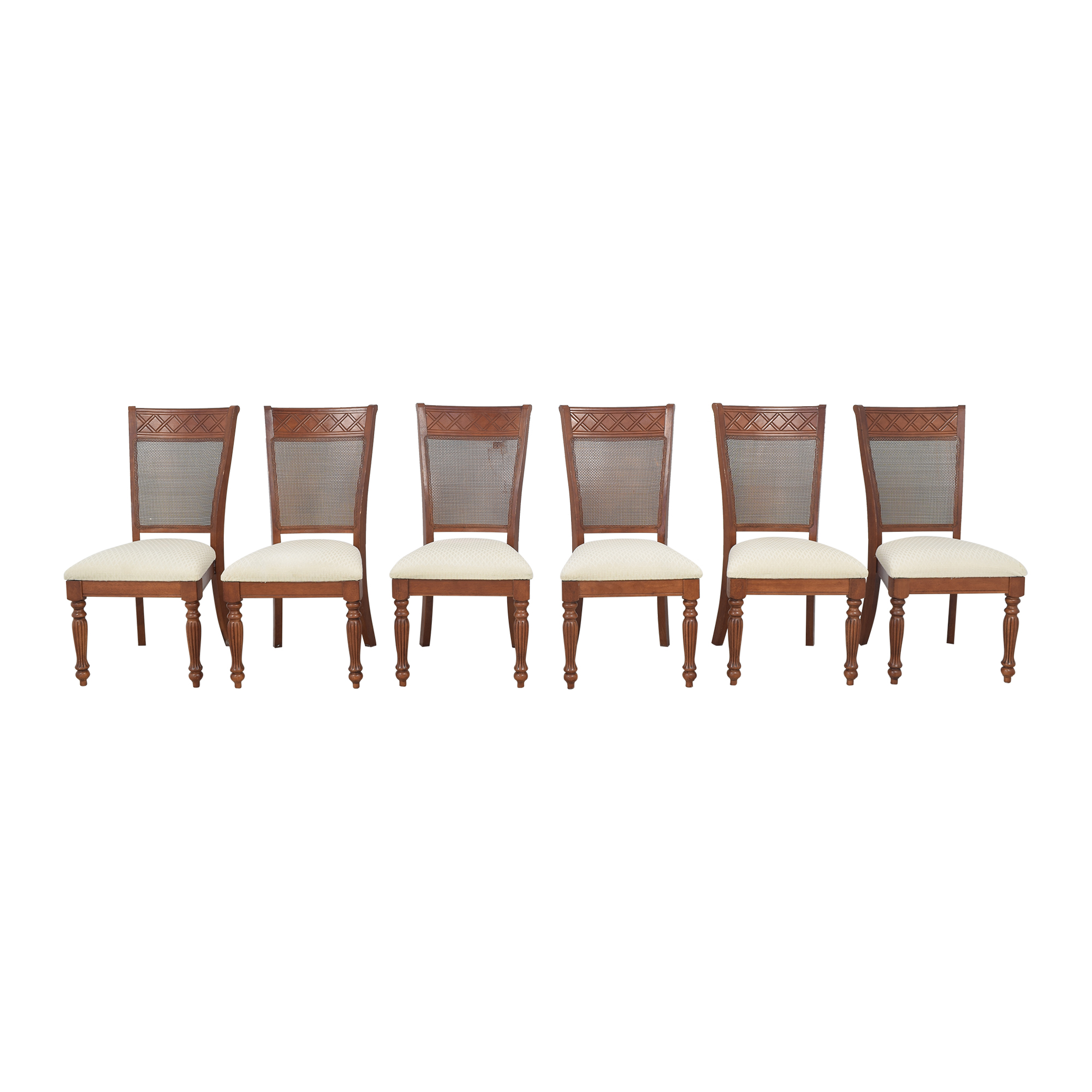 Cane Back Dining Chairs nyc