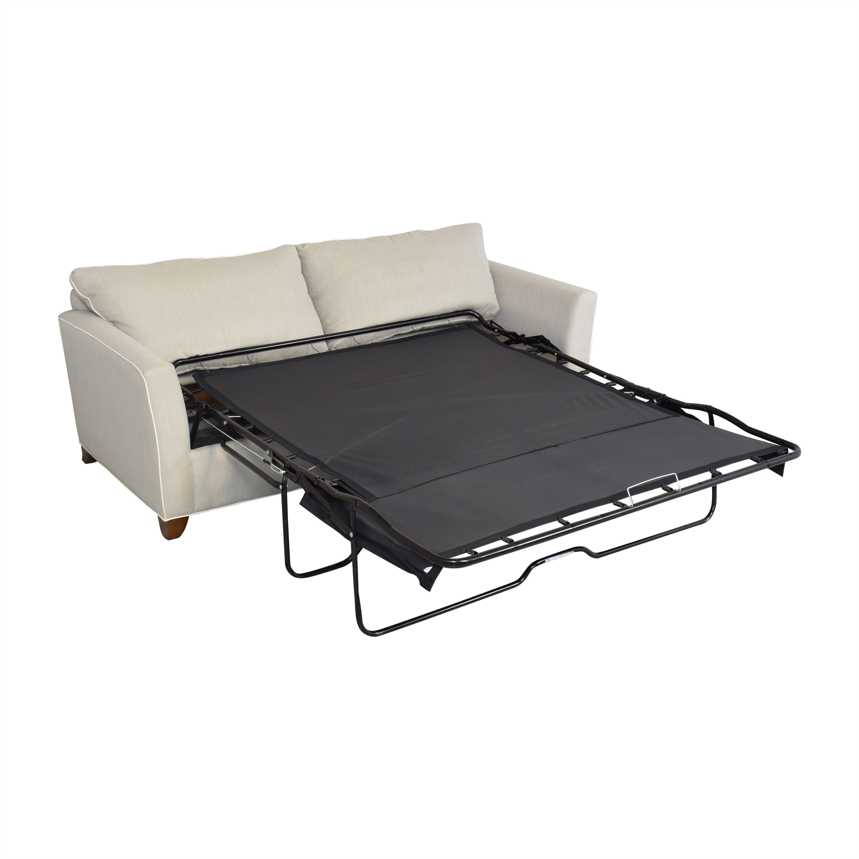 Raymour & Flanigan Two Cushion Sleeper Sofa / Sofas