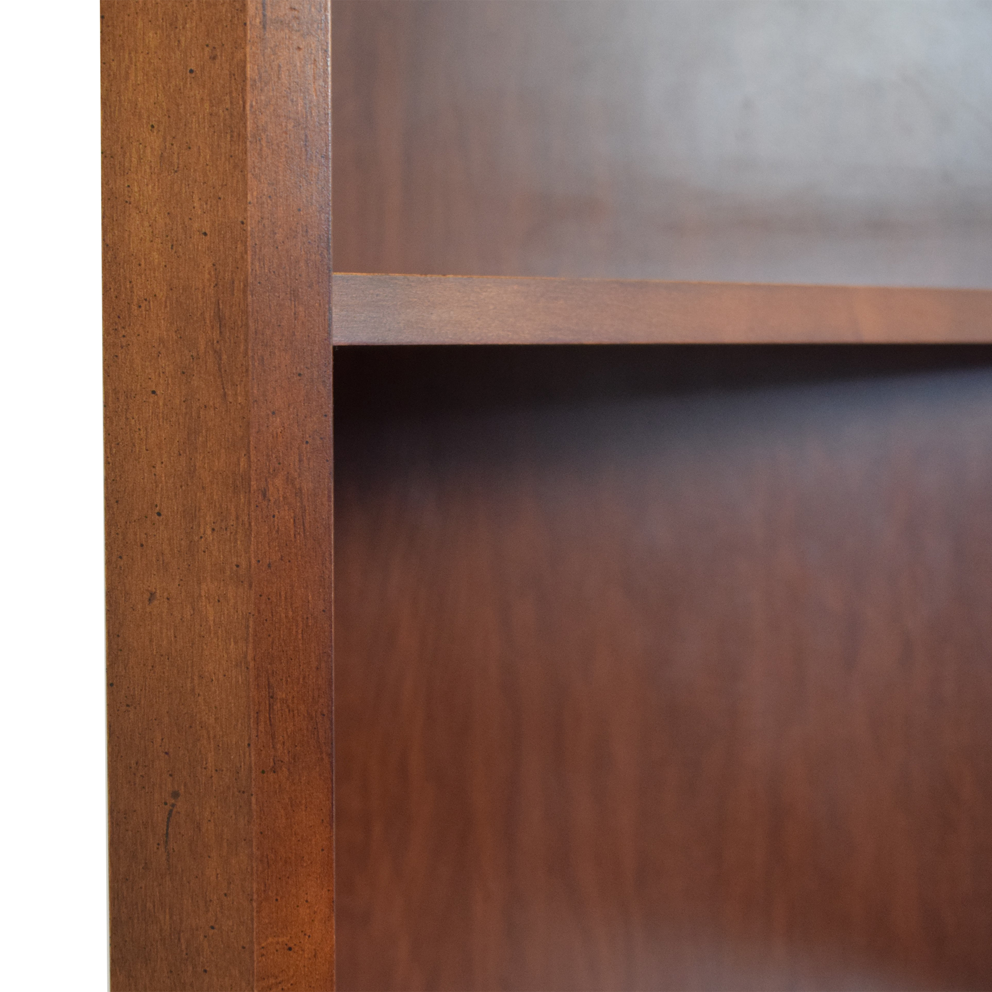Tall Corner Bookcase second hand